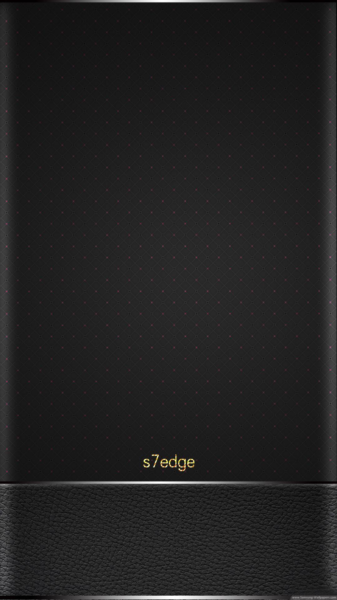 Samsung galaxy s7 black wallpaper