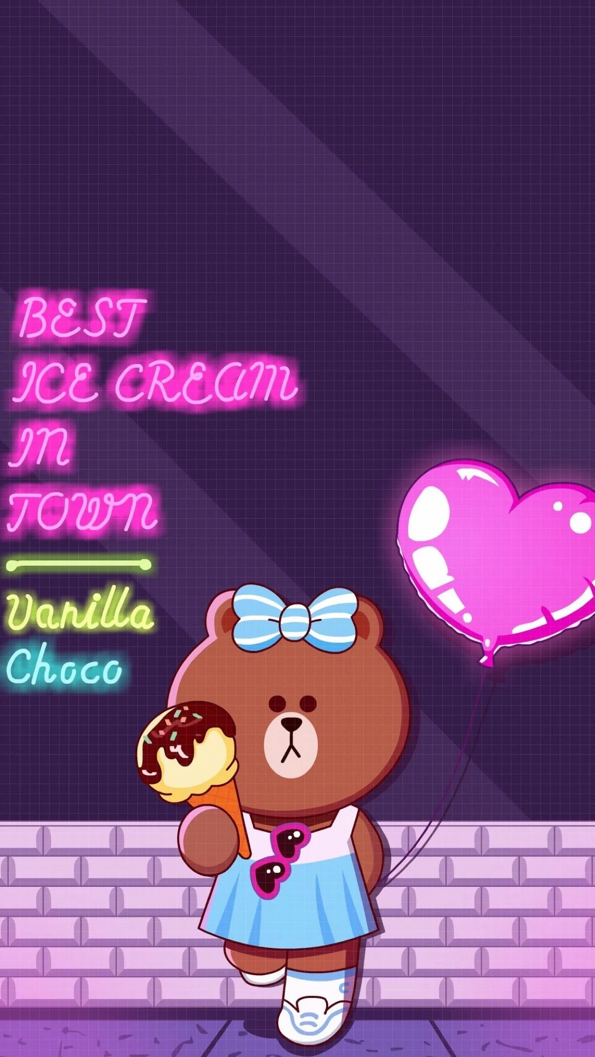 1200x2131 Me encanta rilakkuma · Phone BackgroundsIphone ...