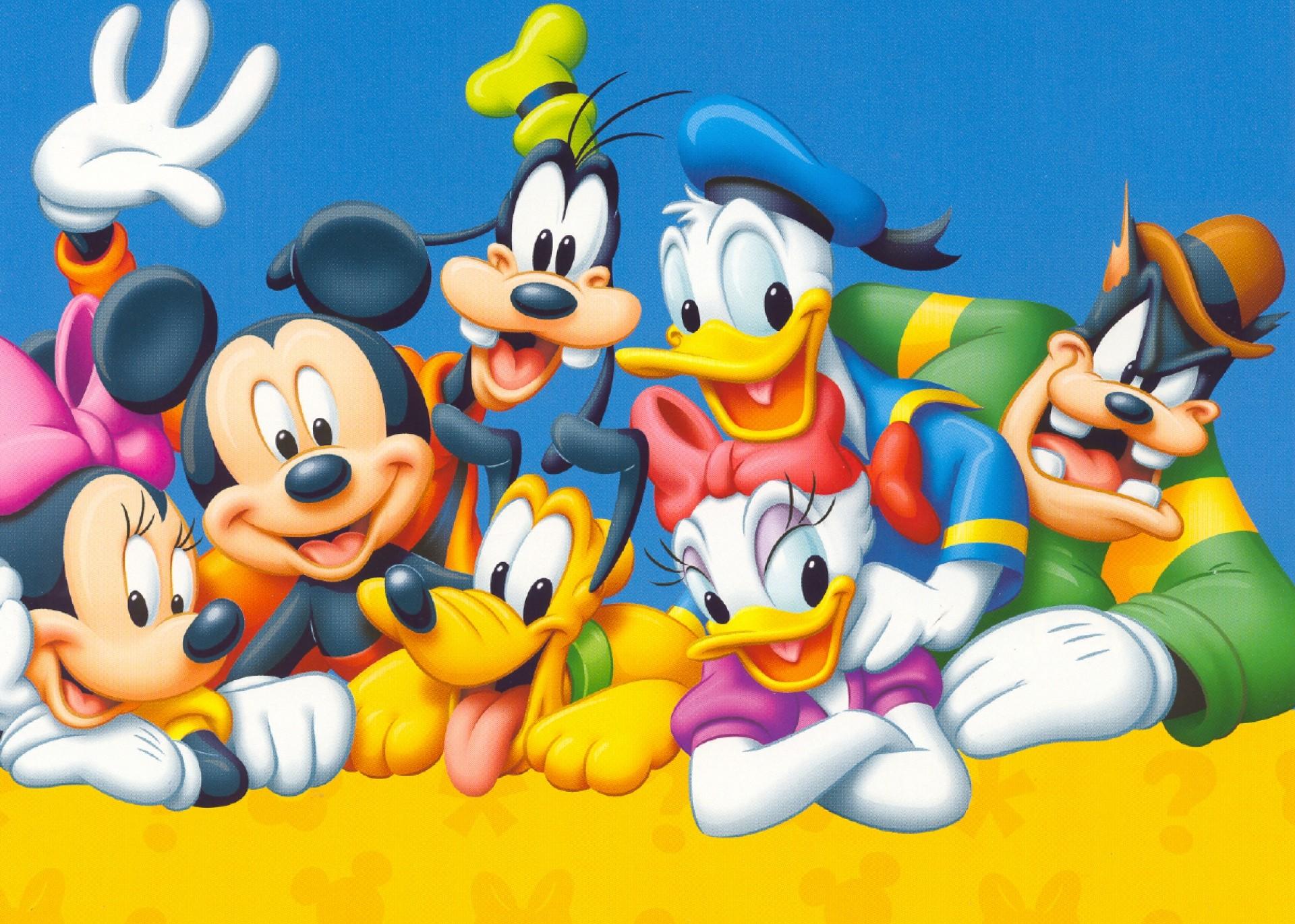 Disney wallpaper hd all characters