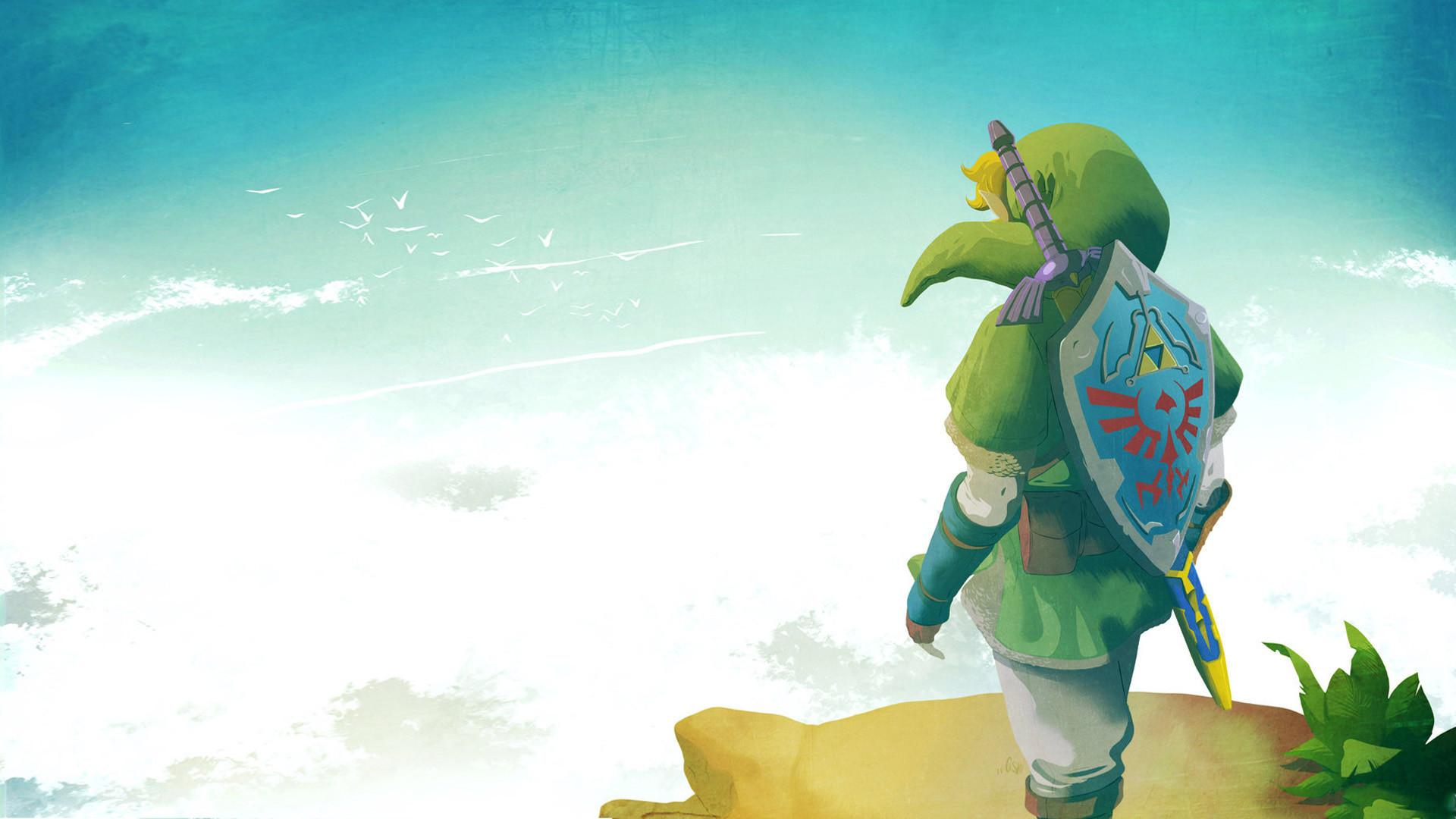 Legend Of Zelda Wallpaper 1920x1080 87 Images