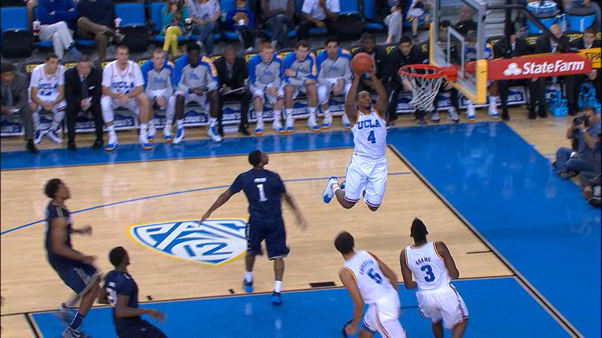 1920x1080 Video recap: UCLA men's basketball shows off in win over Chattanooga |  Pac-12