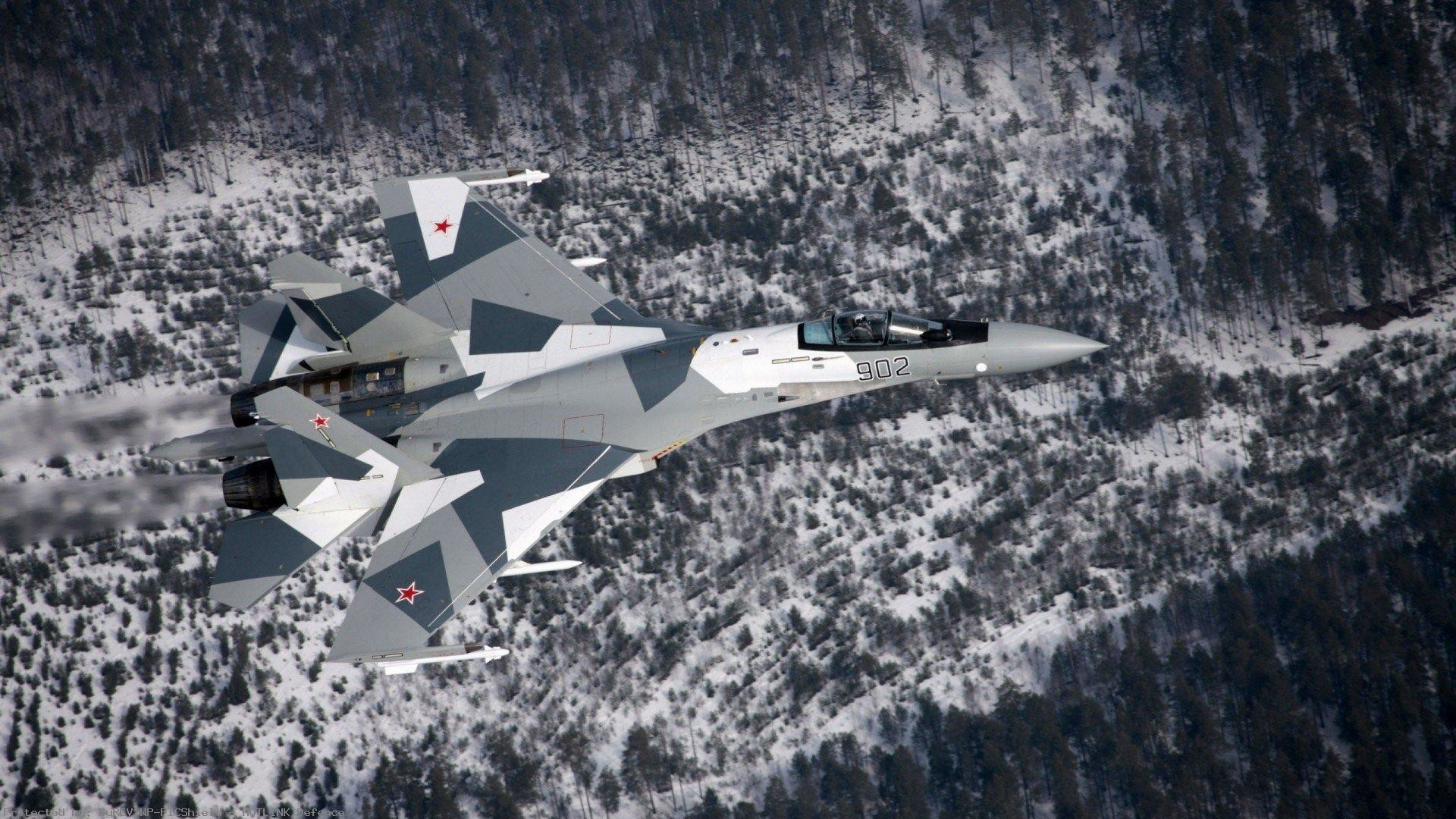 1920x1080 Sukhoi-T-Fighter-Jet-military-airplane-plane-stealth-