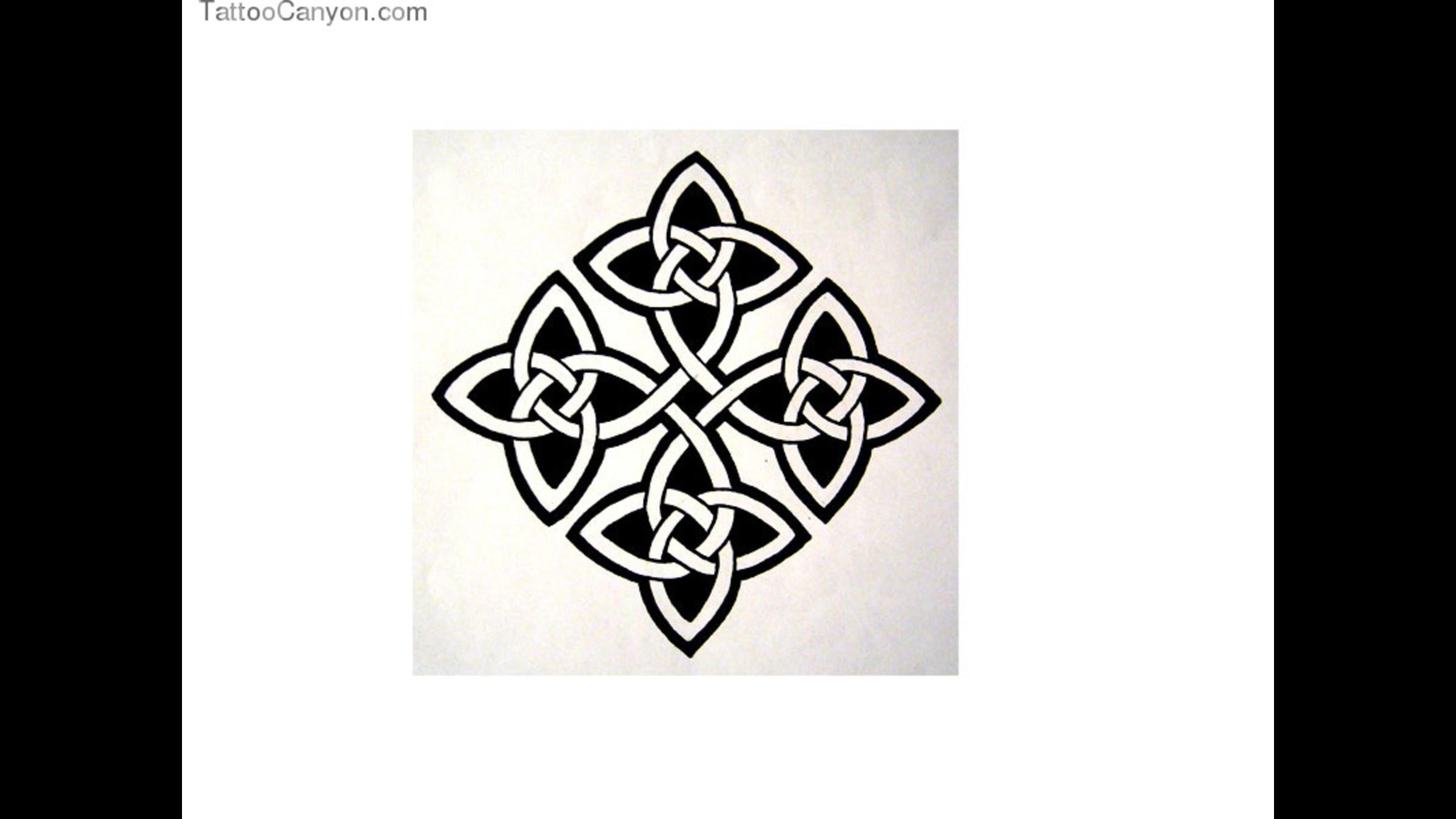 Кельтский узоры и их значение фото