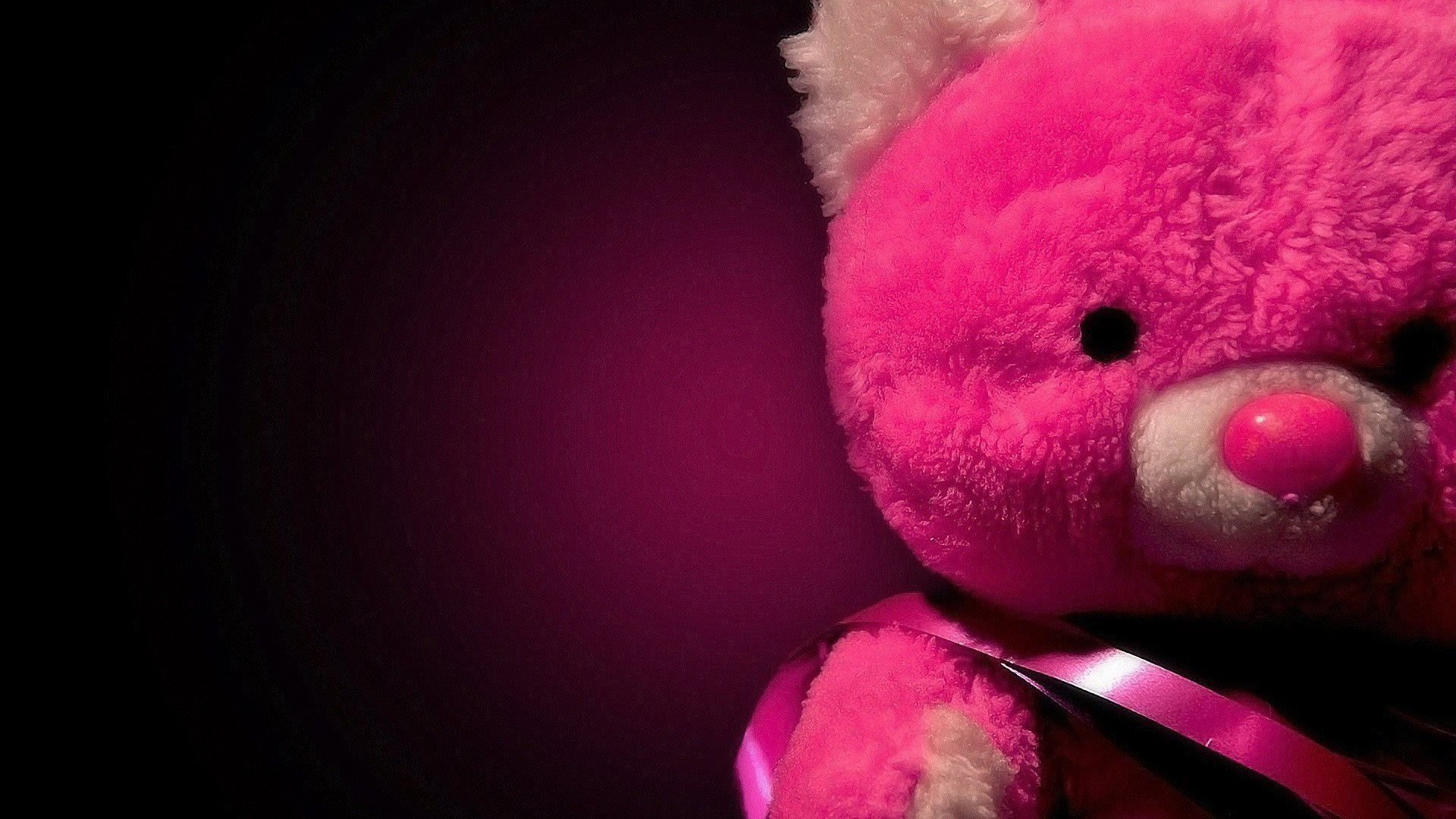 1920x1080 teddy-day red-teddybear-wallpaper ...