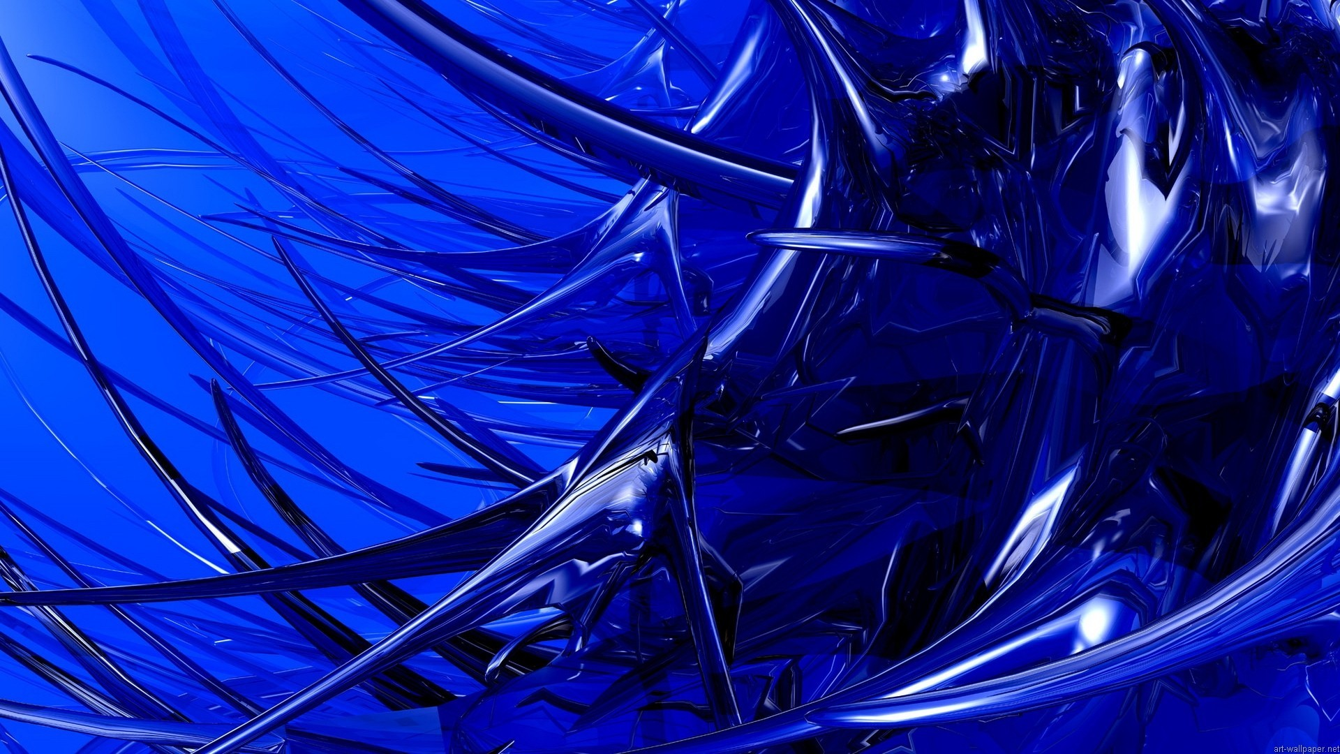 1920x1080 Showing Gallery For Blue Abstract Wallpaper 1080p