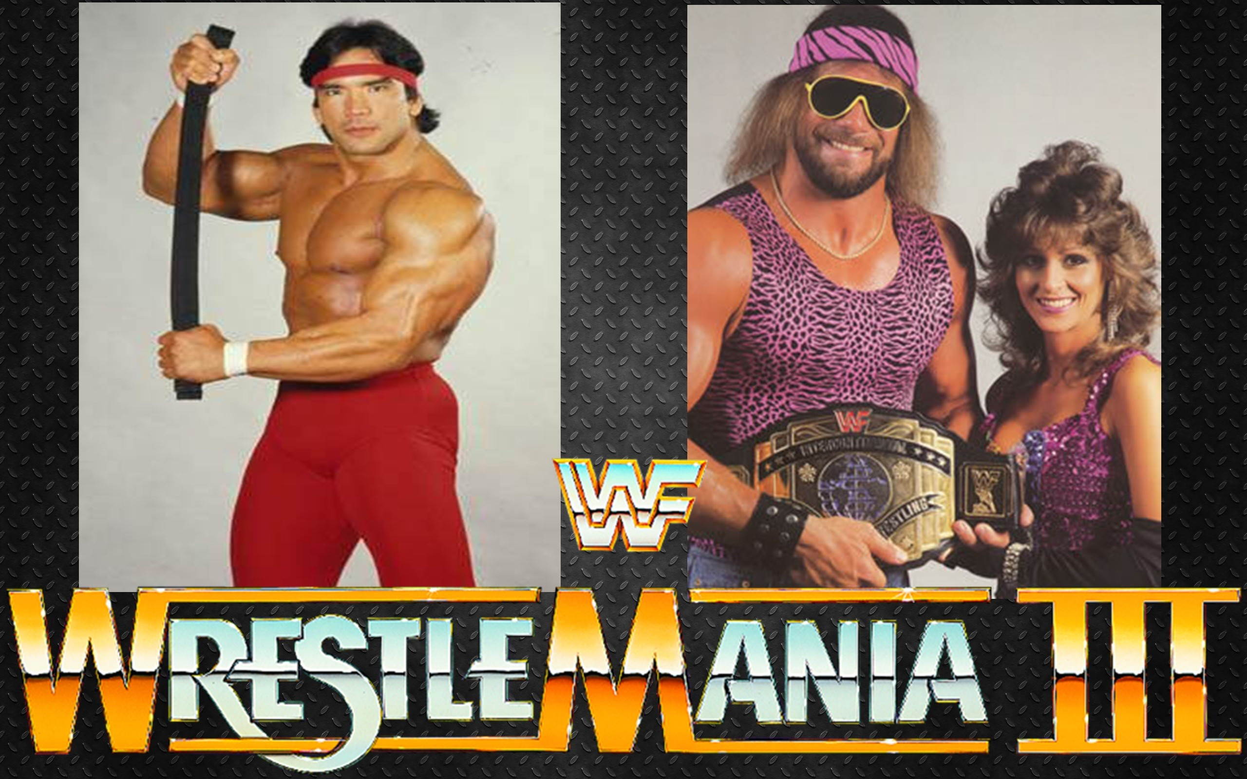 2560x1600 WrestleMania Rewind: Randy Savage vs. Ricky Steamboat at WrestleMania III -  Slide 1 of 3