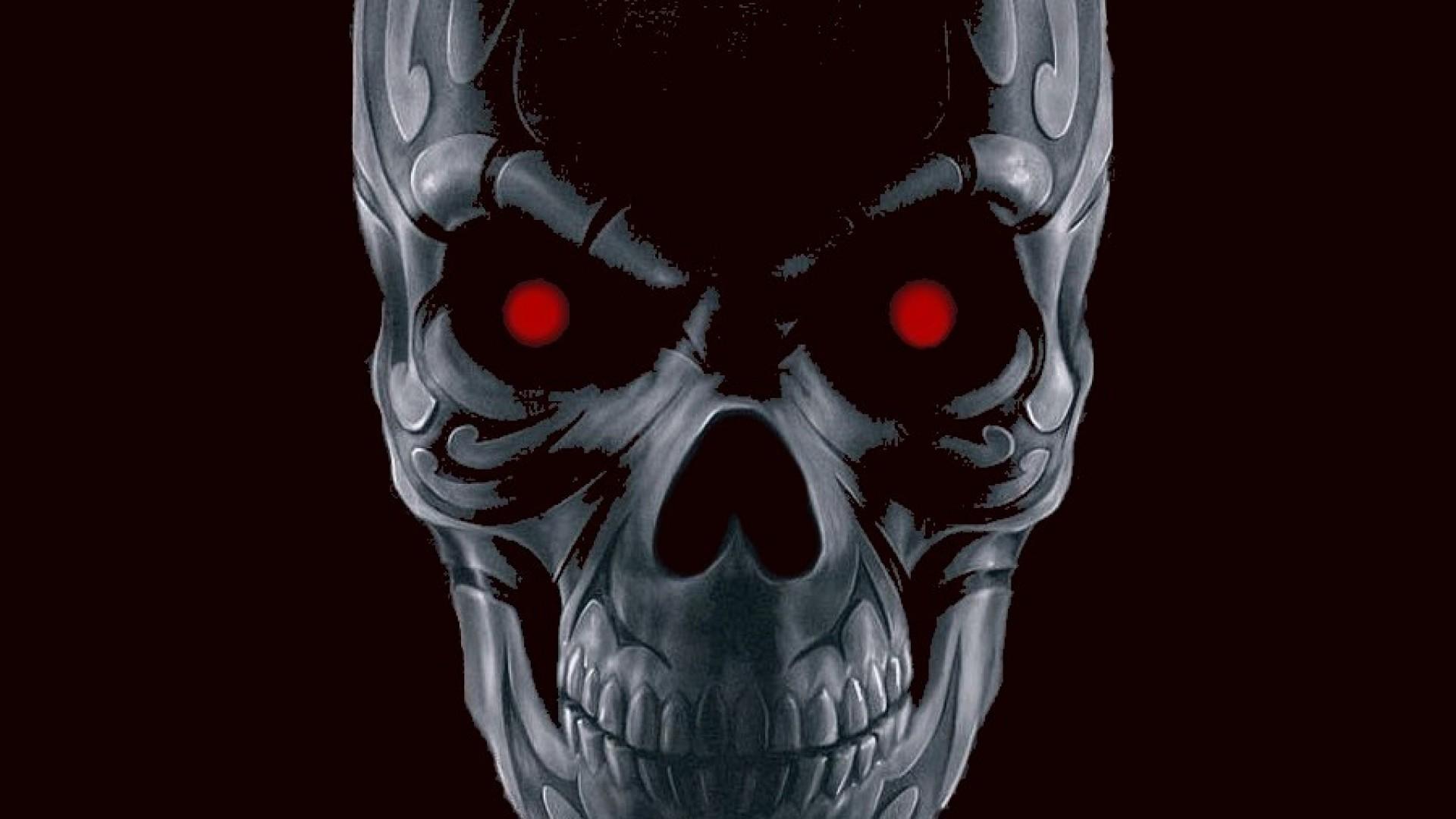 Horror Skull Wallpapers (44+ images)