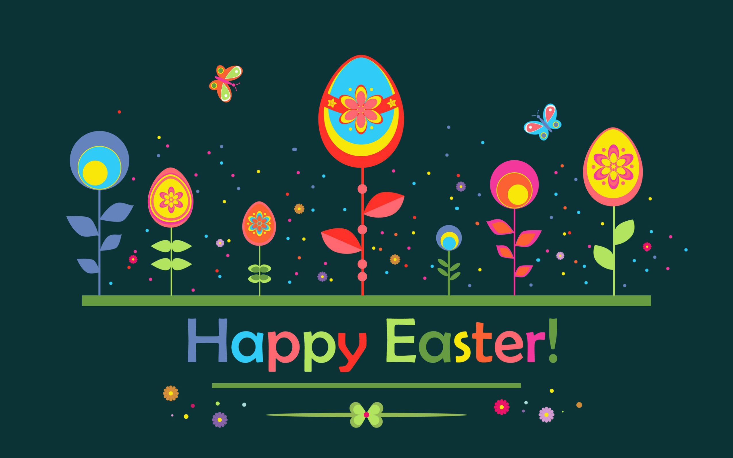 2550x1594 easter cards for facebook