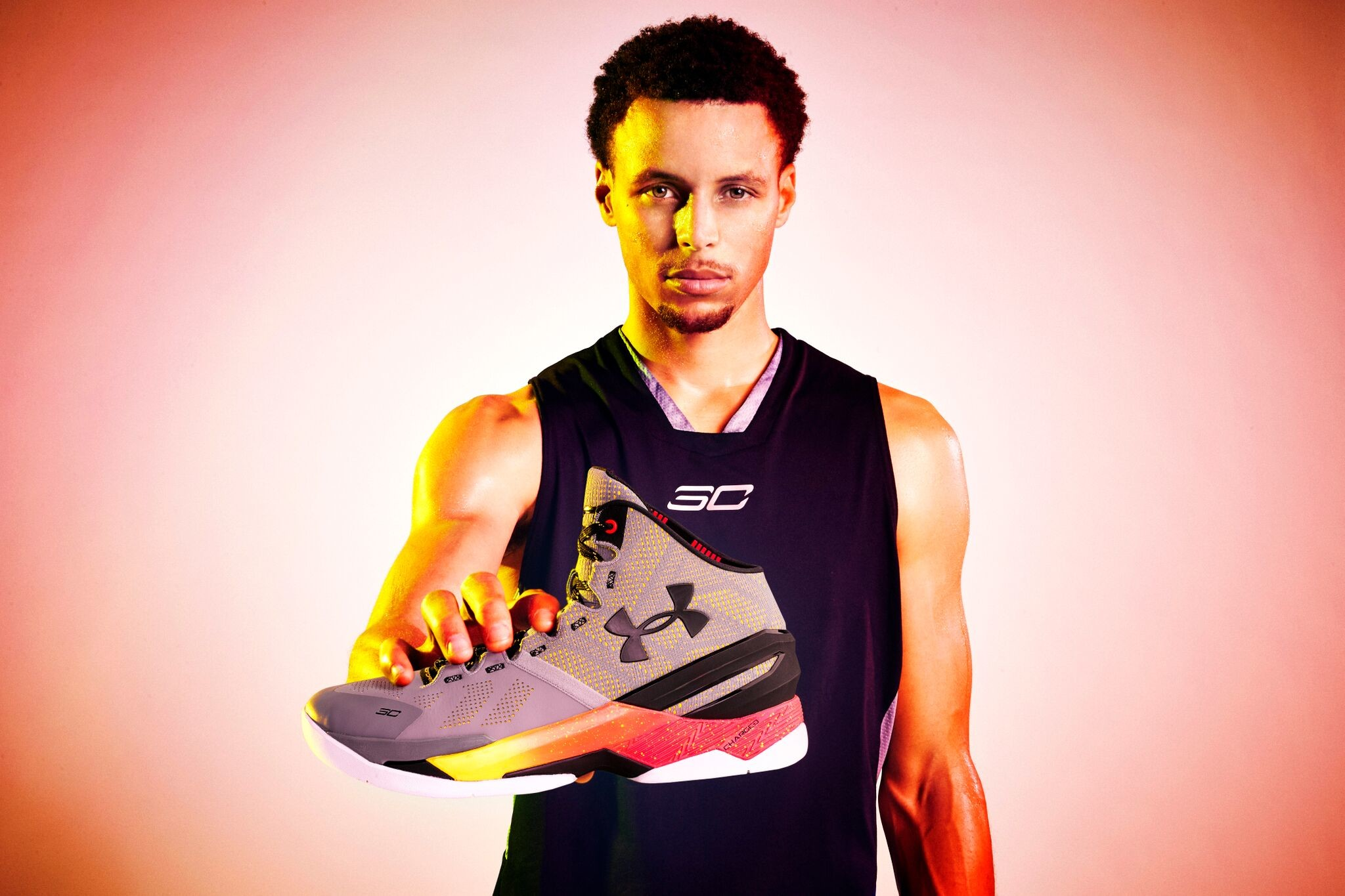2048x1365 Under Armour Extends Partnership With Stephen Curry Through 2024 |  SLAMonline