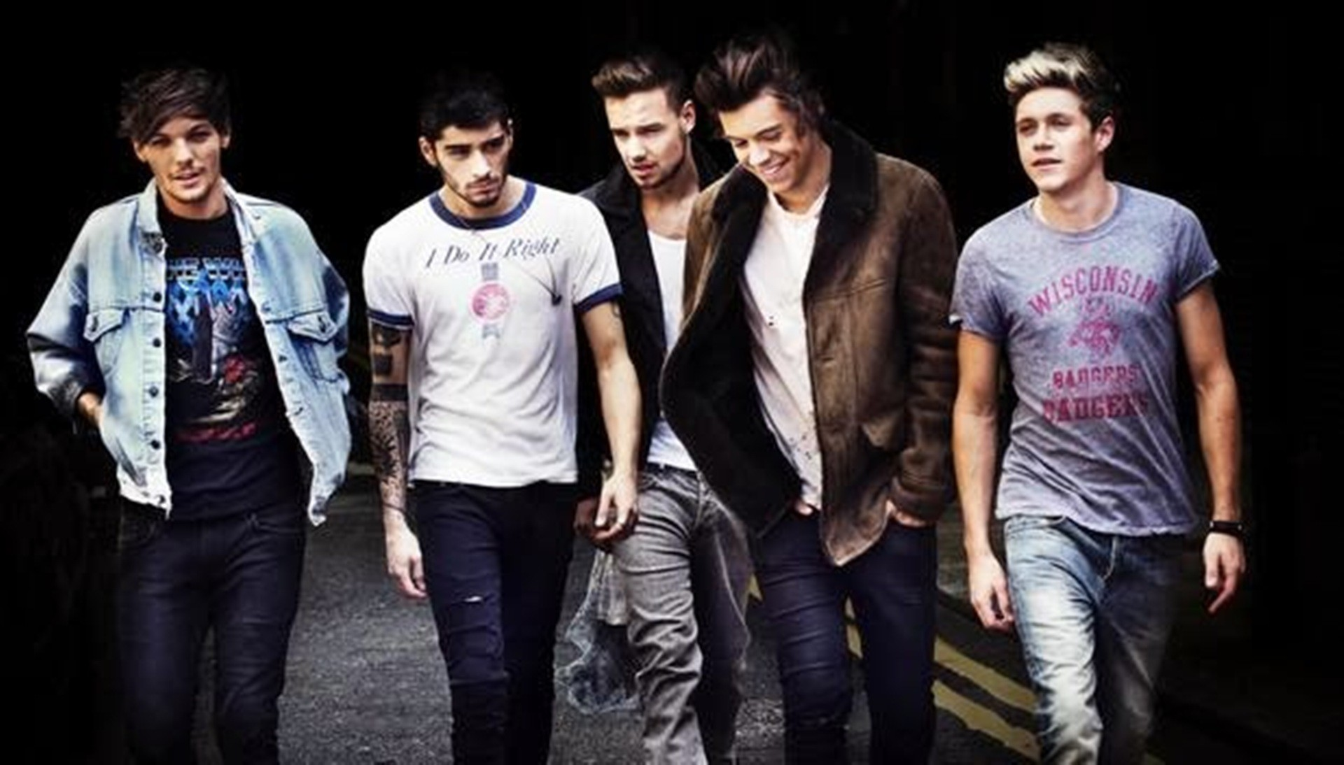 One direction wallpaper hd 67 images 1920x1094 one direction wallpapers voltagebd Image collections
