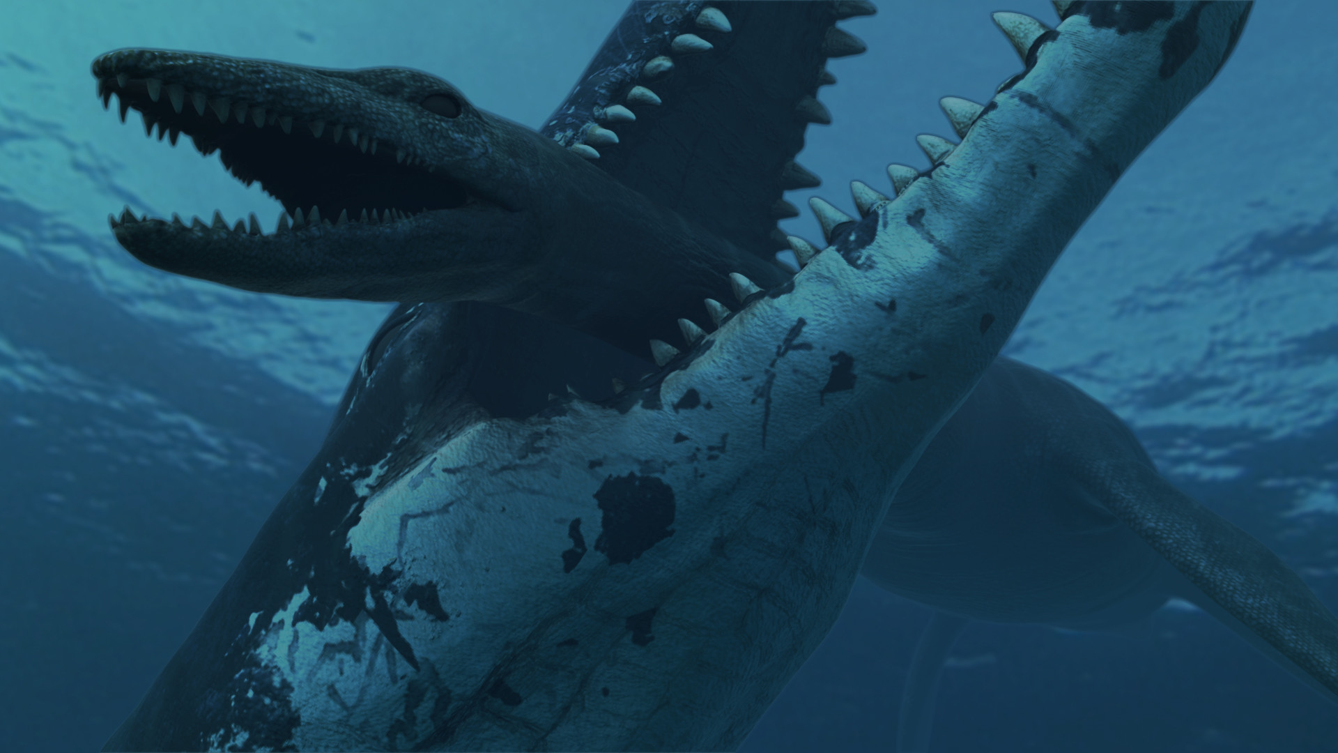 1920x1080 Giant sea monster unearthed in UK - Pliosaur
