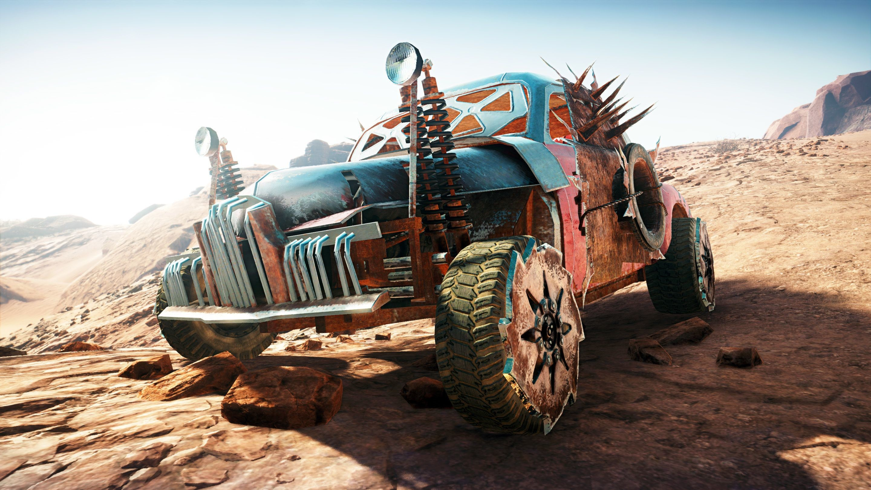 Mad Max Game Wallpaper (77+ images)