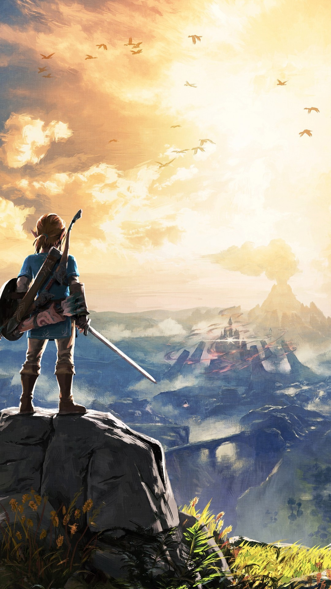 Legend of Zelda iPhone Wallpaper (74+ images)