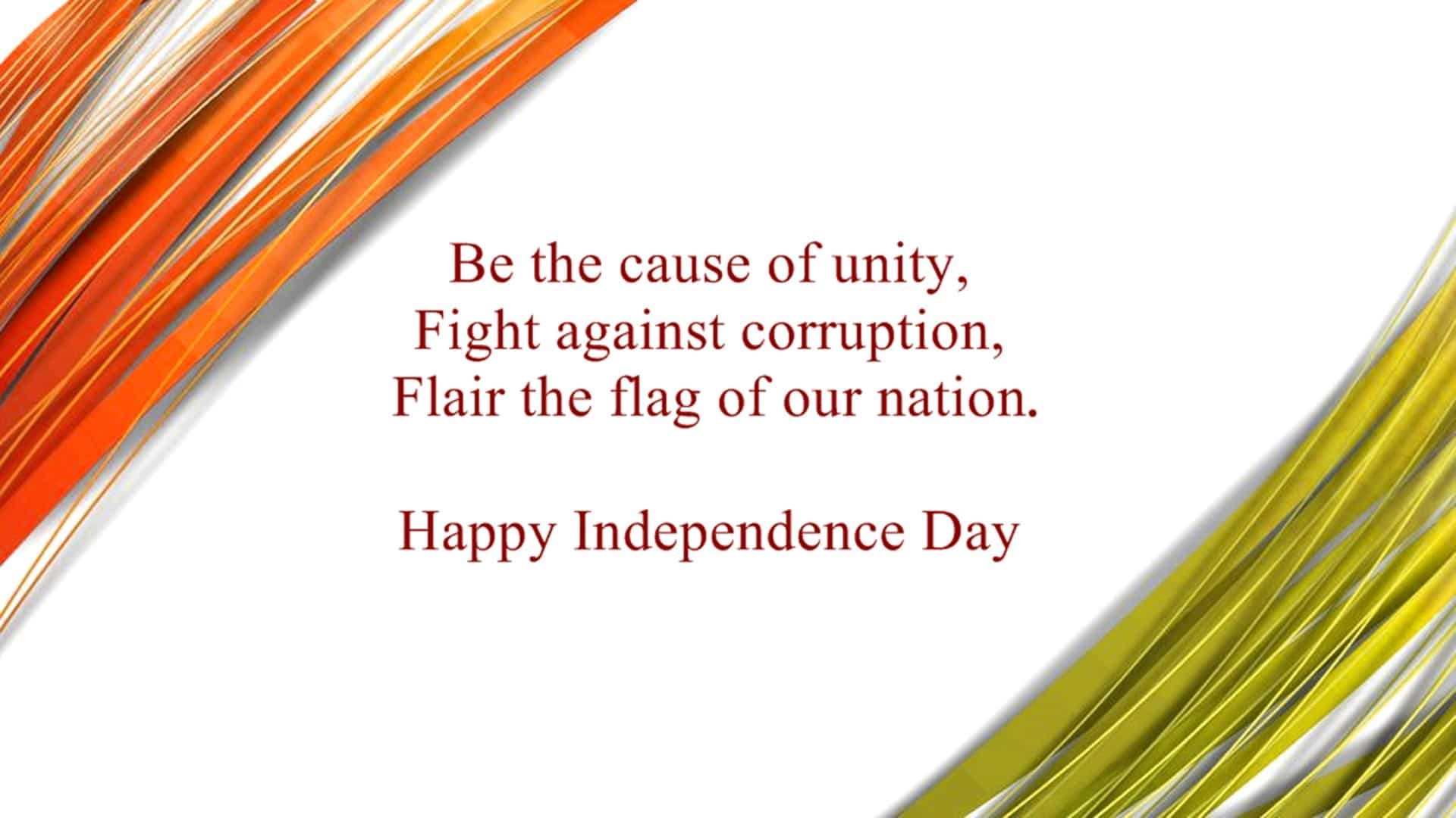 1920x1080 15th August Independence Day Republic Indian Flag Images; Independence Day  Beautiful Quotes And Flag Hd Wallpapers