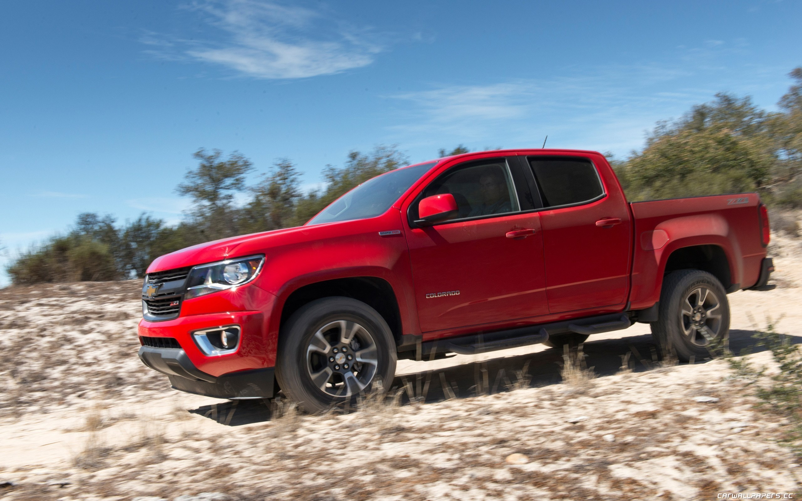 2560x1600 Duramax Wallpapers Chevrolet Colorado 2012 Wallpaper