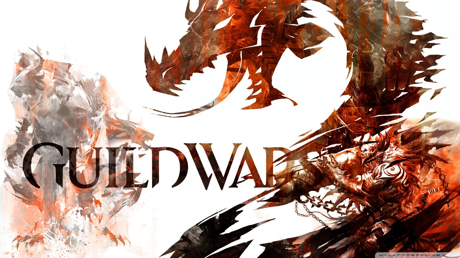 1920x1080 Guild Wars 2 - Rusty HD Wide Wallpaper for 4K UHD Widescreen desktop &  smartphone