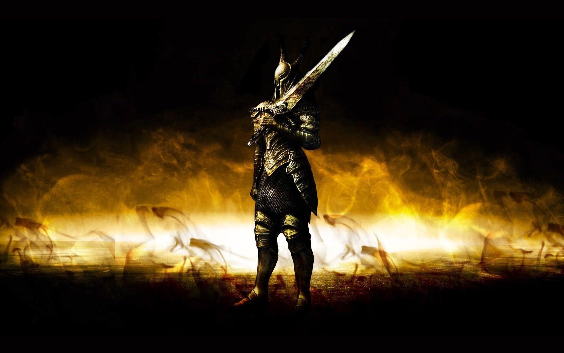 Dark Souls 2 Wallpaper Hd: Dark Souls Bonfire Wallpaper (78+ Images