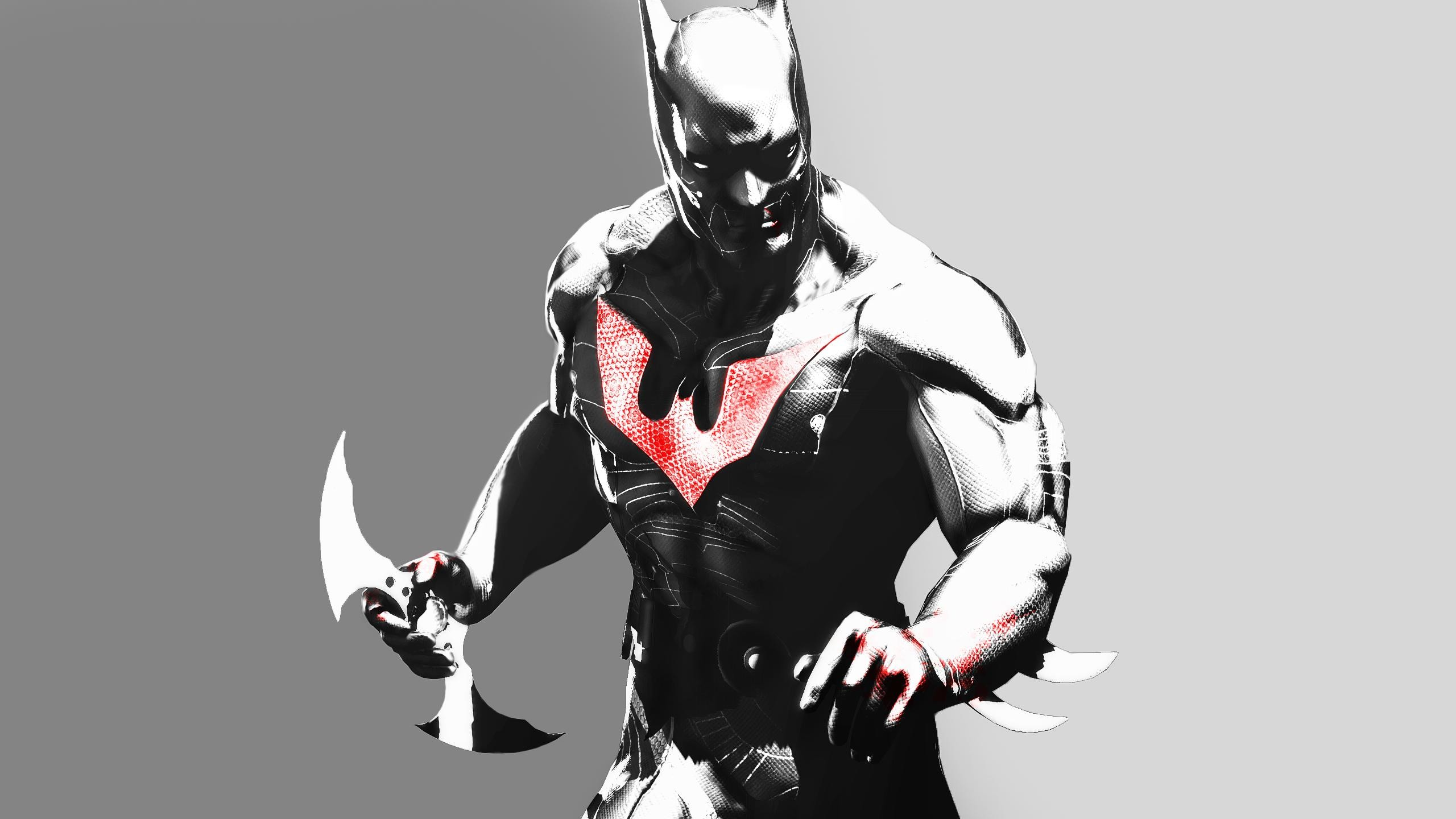 2560x1440 ... Smartphone · Batman Beyond Wallpaper