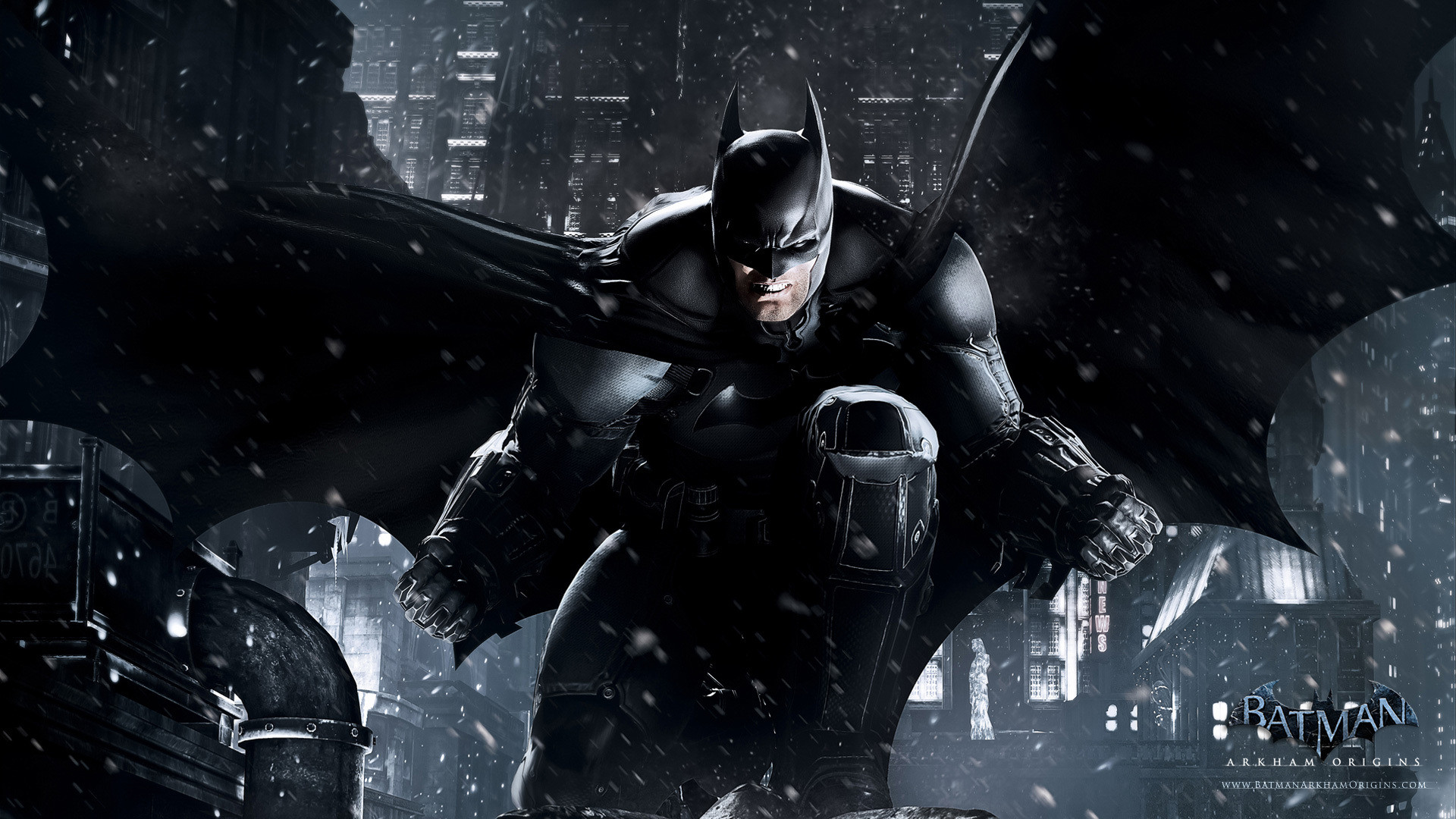 Batman Arkham Origins Wallpaper Hd 84 Images