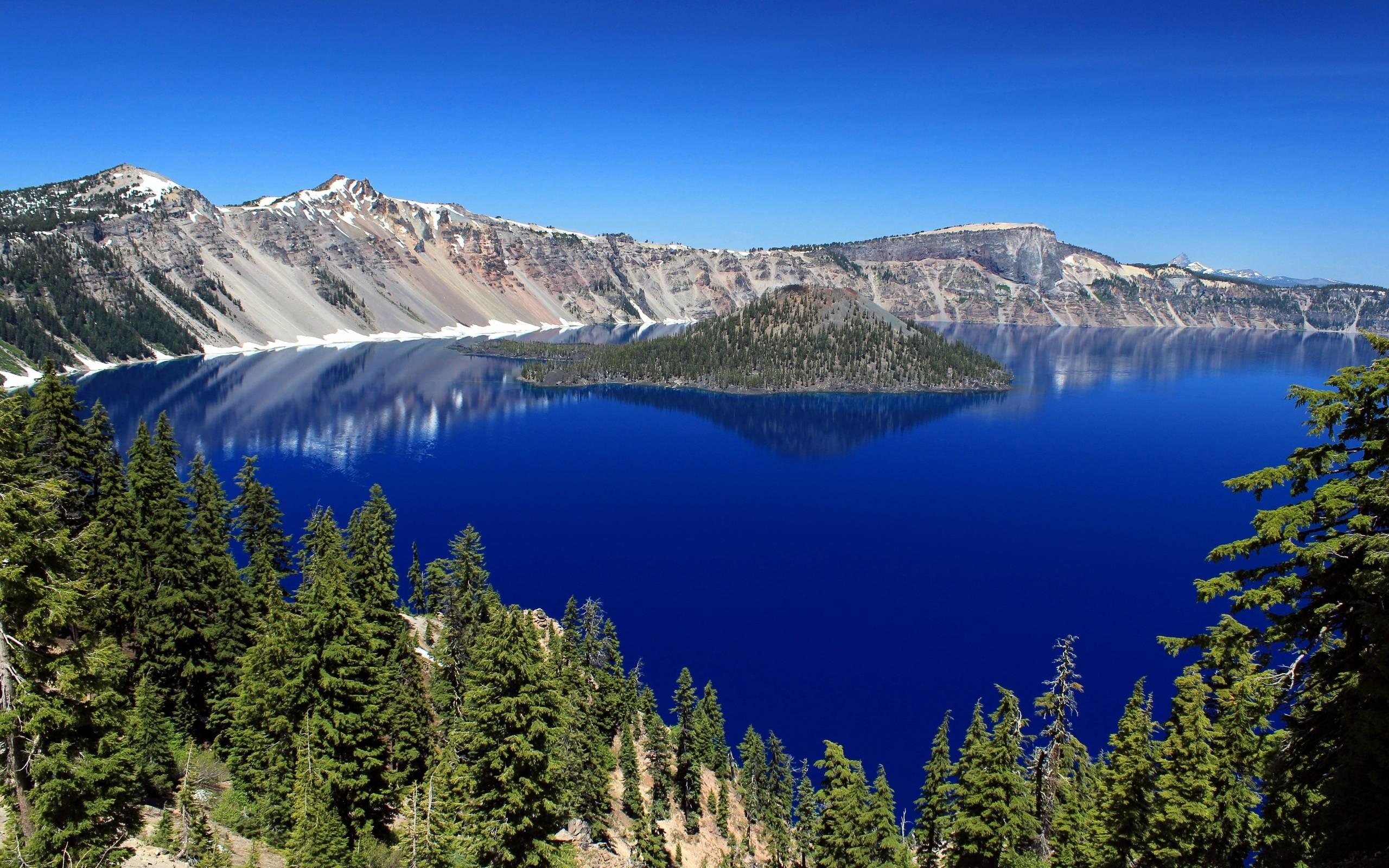 Crater Lake Wallpaper (64+ Images