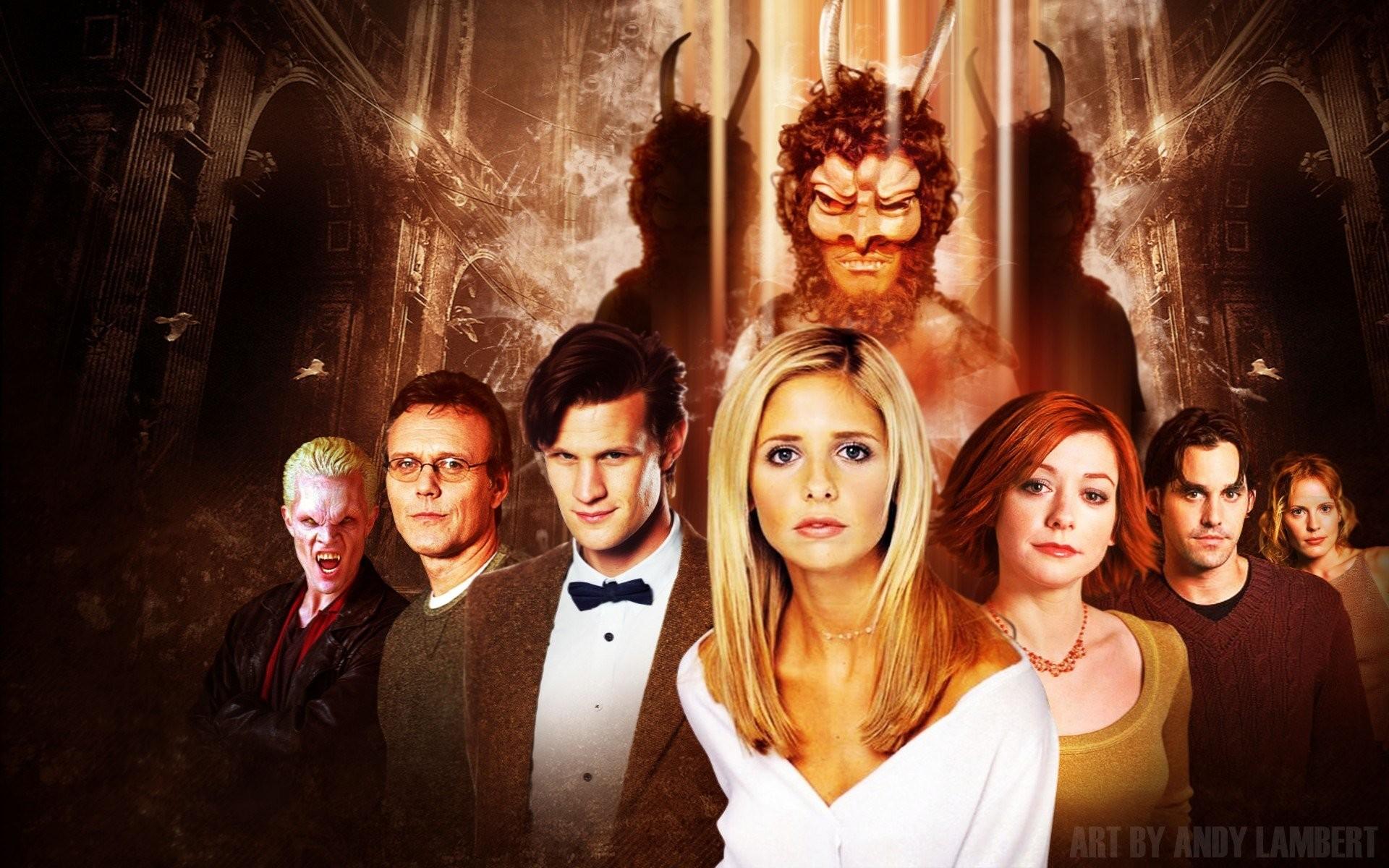 Buffy The Vampire Slayer Wallpaper 60 Images