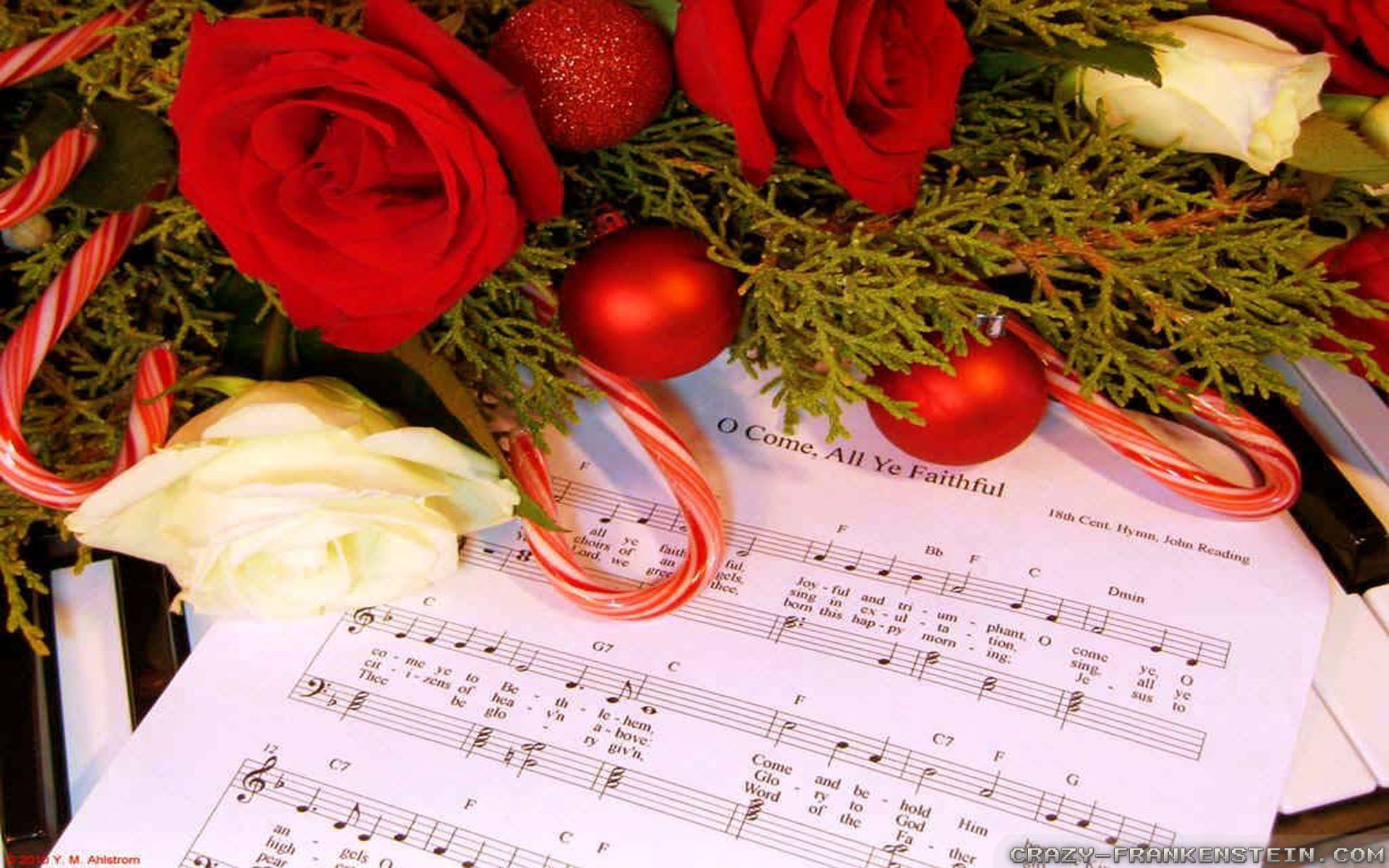 Simple Wallpaper Music Christmas - 507226  Picture_751023.jpg
