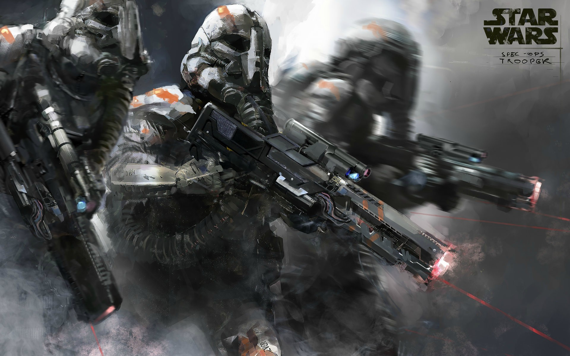 7 Star Wars Republic Commando Hd Wallpapers Background Images