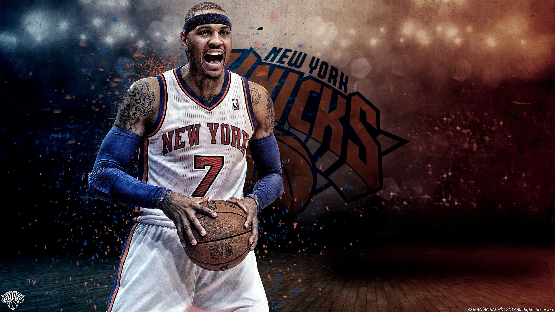 1920x1080 Carmelo Anthony on Trade Block?