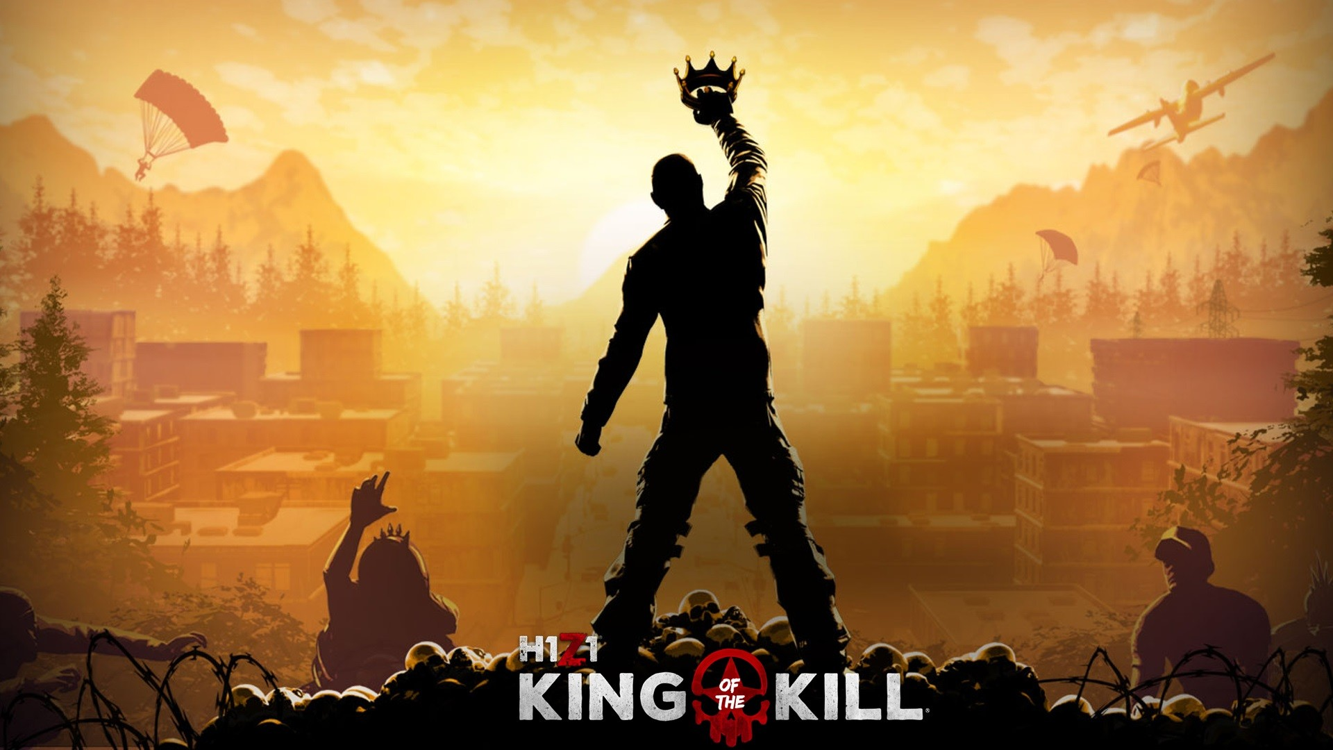 1920x1080 H1Z1 – King of the Hill – Review