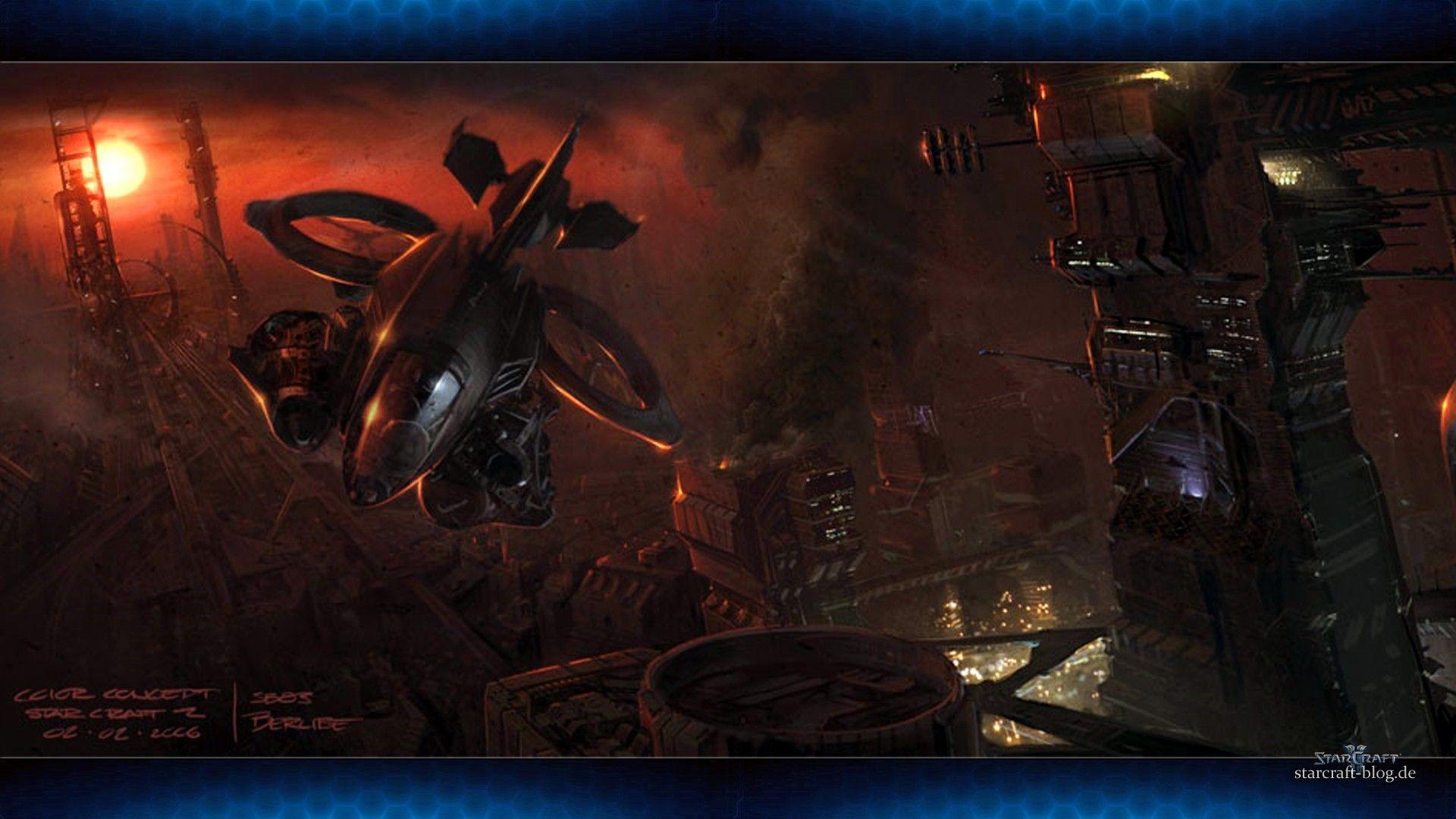 Starcraft 2 wallpaper 1920x1080 82 images - Starcraft 2 wallpaper art ...