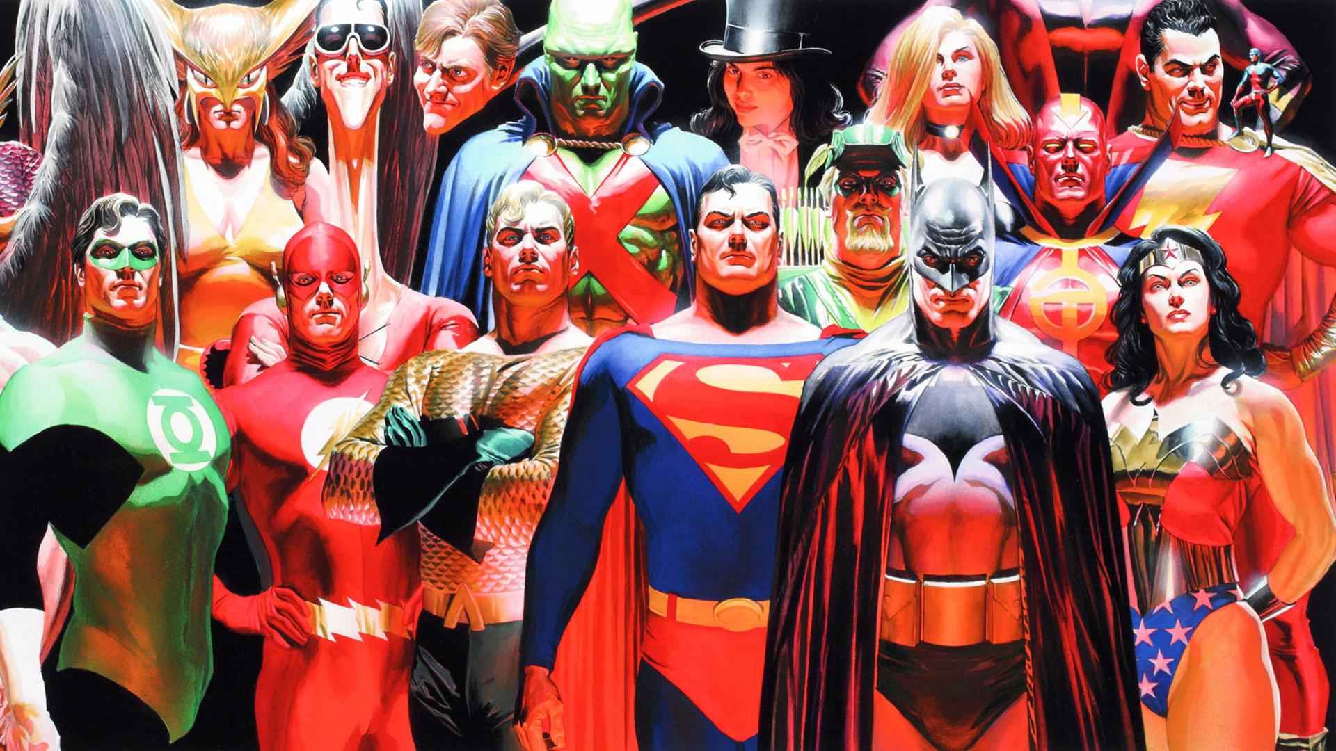 1920x1080 Justice League of America