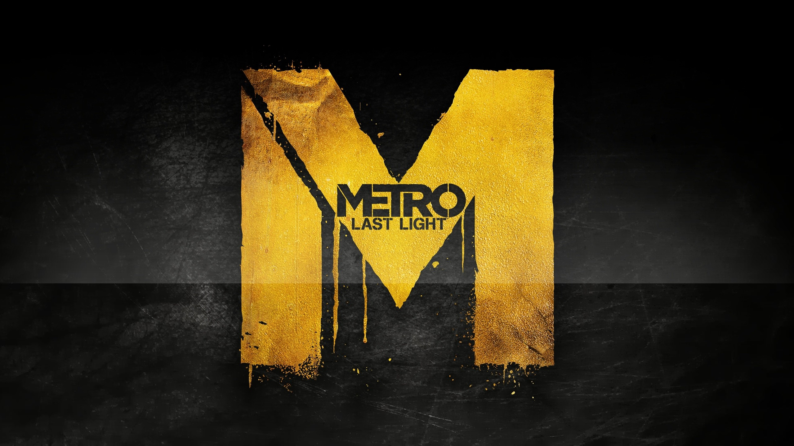 2560x1440 Nuclear War, Metro, Metro Last Light