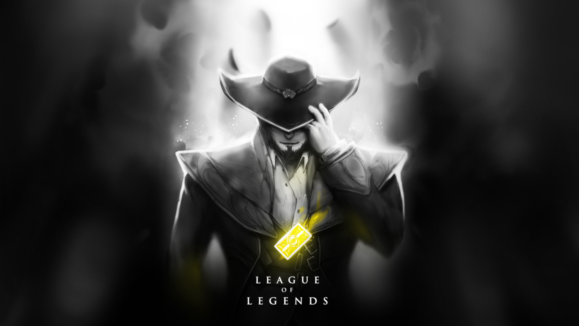 Twisted Fate Wallpaper HD (84+ images)
