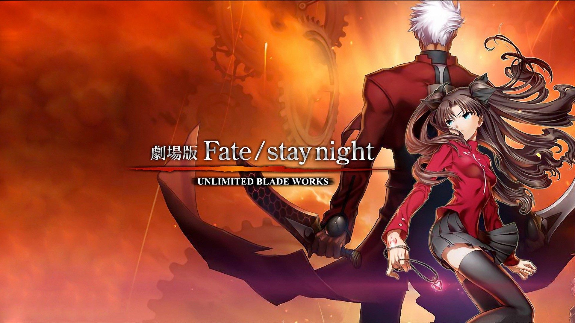 1920x1080 Fate Stay Night Wallpaper Archer 36 Free Hd Wallpaper - Animewp.com