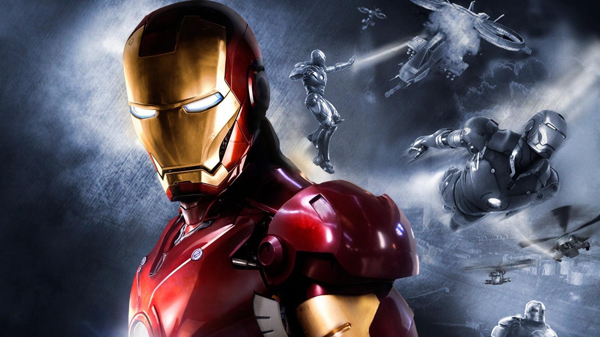 1920x1080 Iron Man HD desktop wallpaper Widescreen High Definition · Download · 2560x1600 HD .