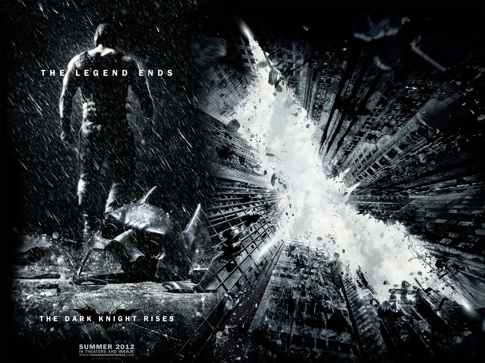 1920x1440 The Dark Knight Rises Wallpapers
