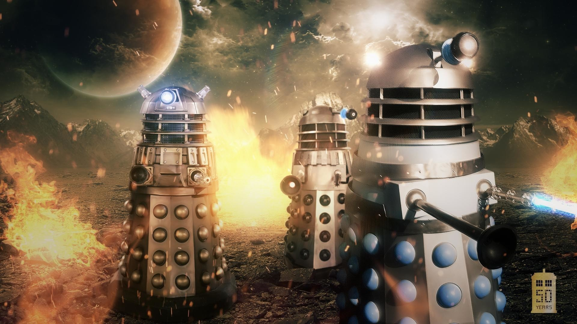 1920x1080 daleks wallpaper