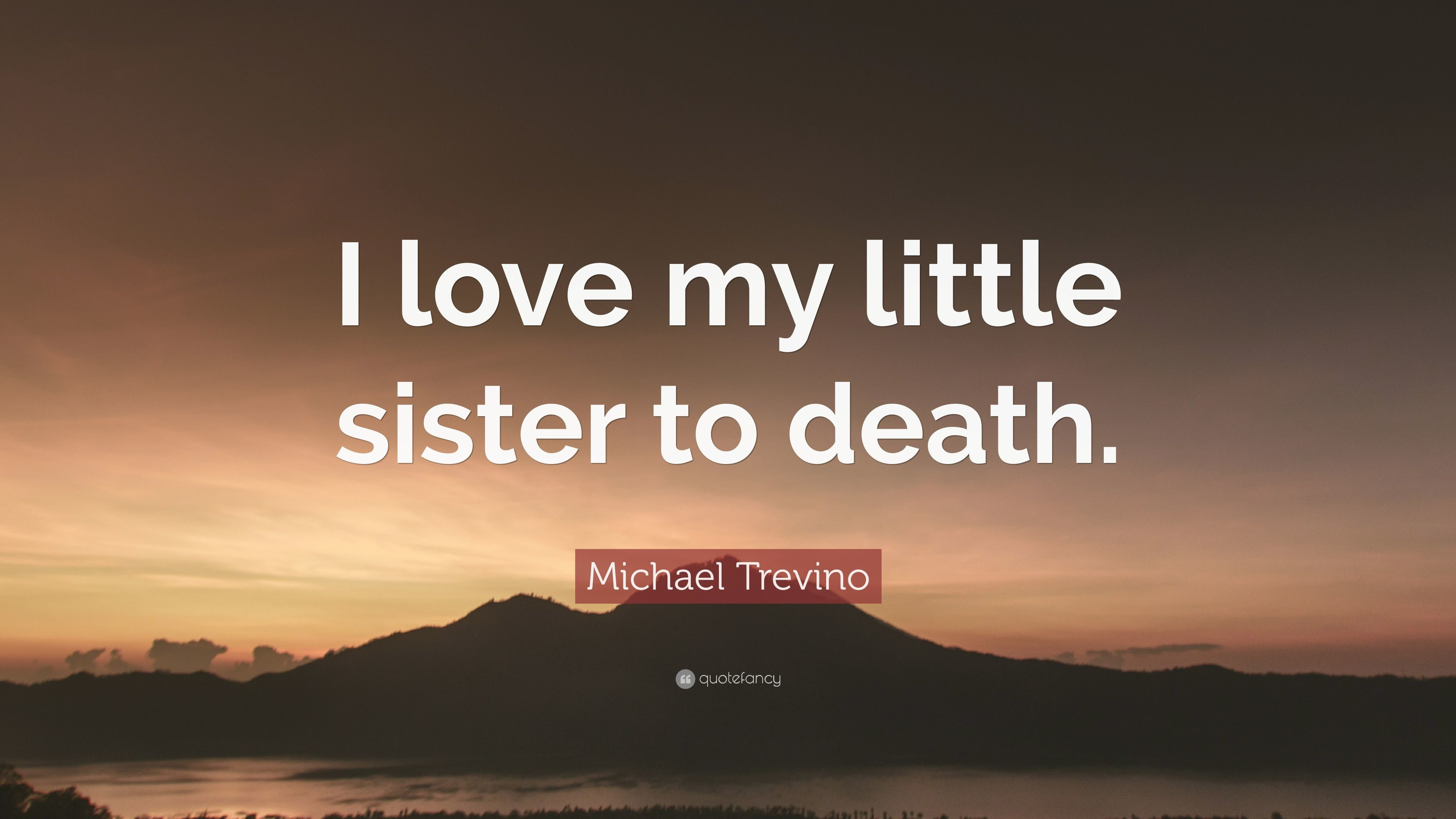 I Love My Sister Quotes I Love My Sister Wallpapers 60 Images