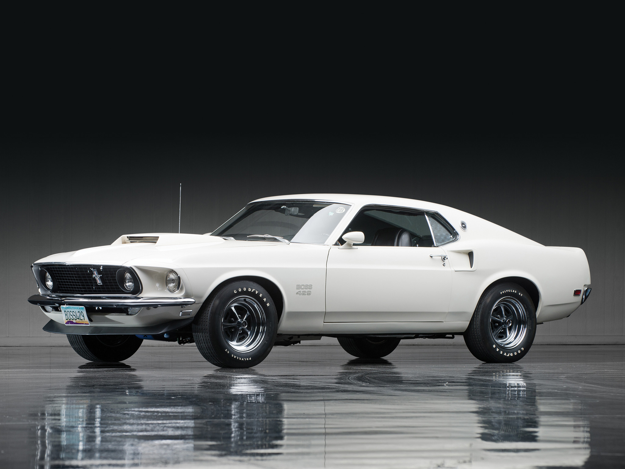 1969 Mustang Wallpapers 58 Images