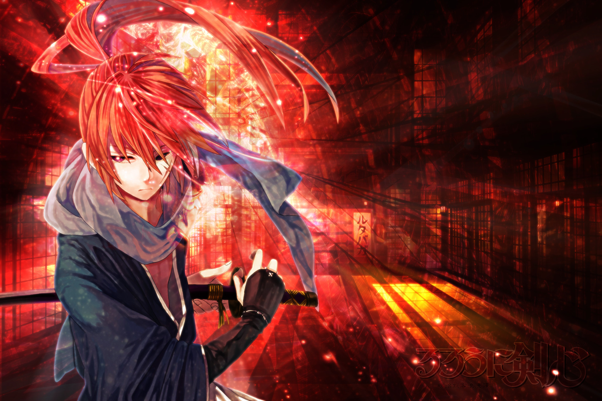 Samurai X Wallpaper Hd 53 Images