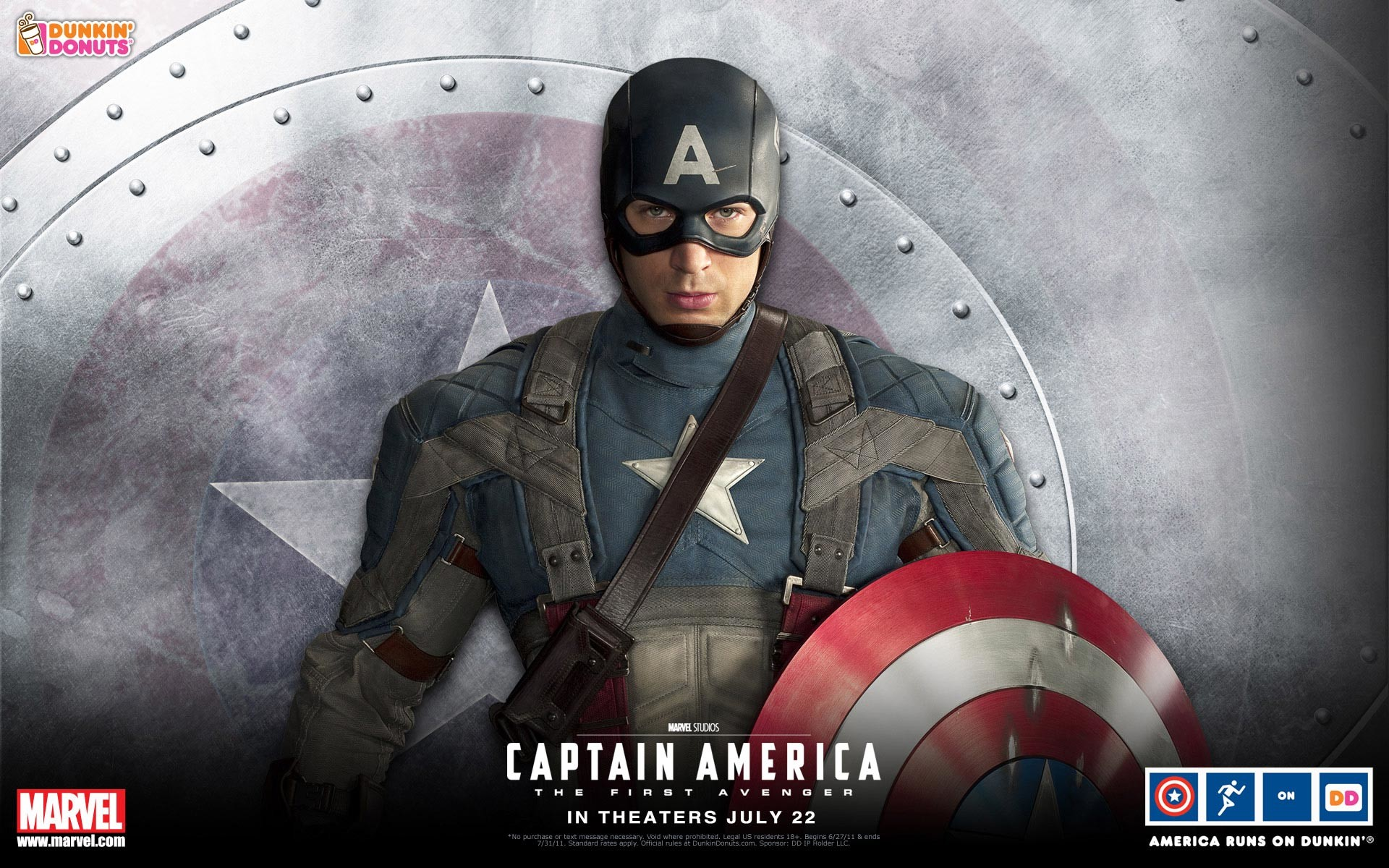 1920x1200 Captain America The First Avenger Wallpaper Apps