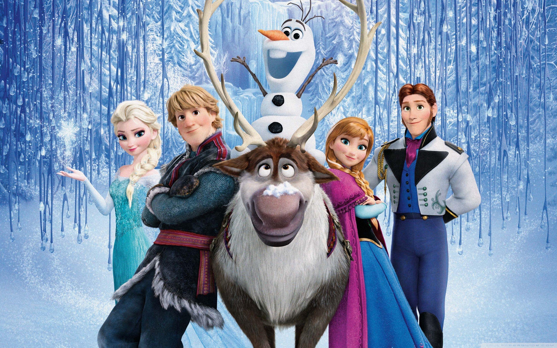 Disney Frozen Wallpaper (80+ images)