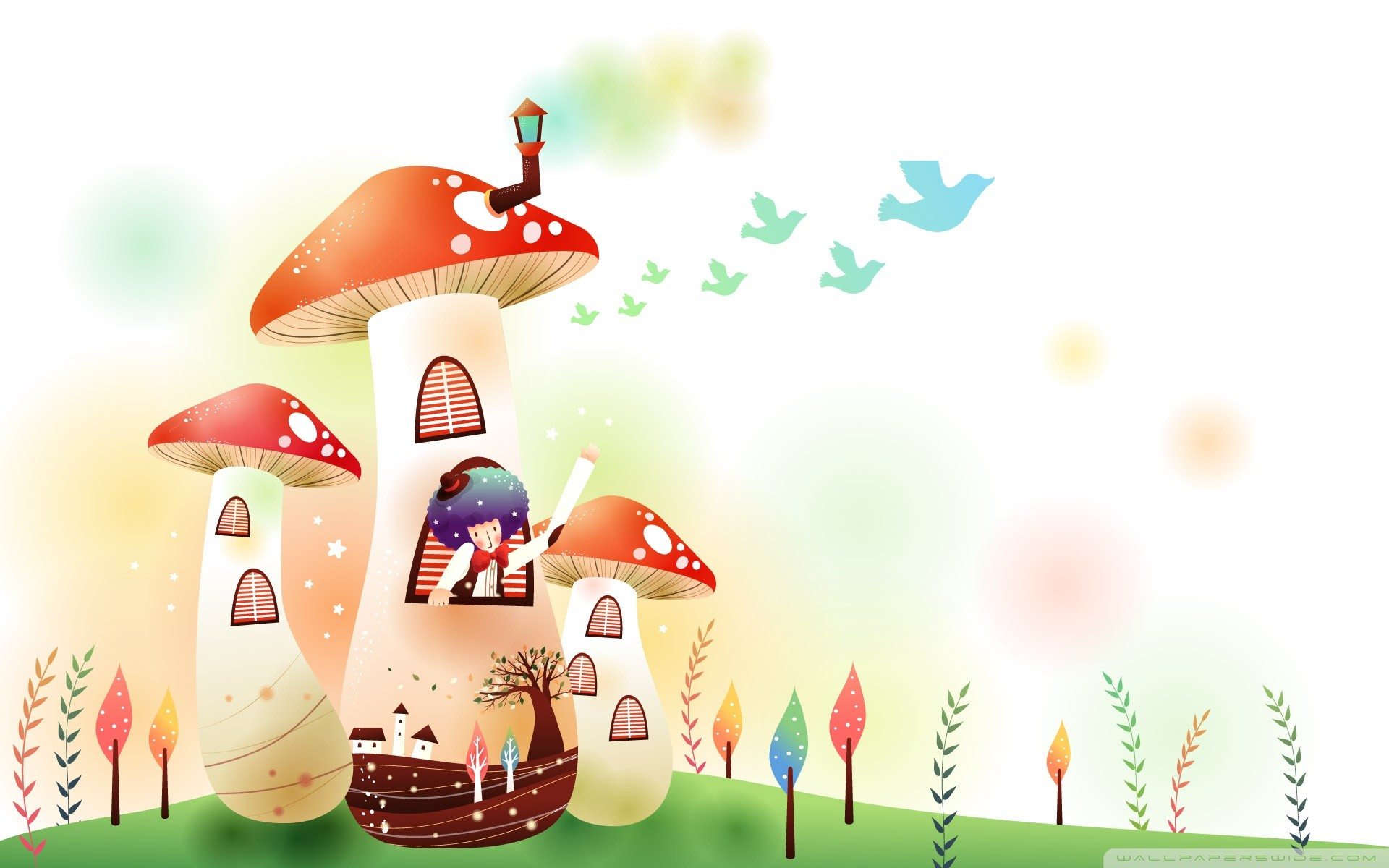 fairy tale background wallpaper (71+ images)