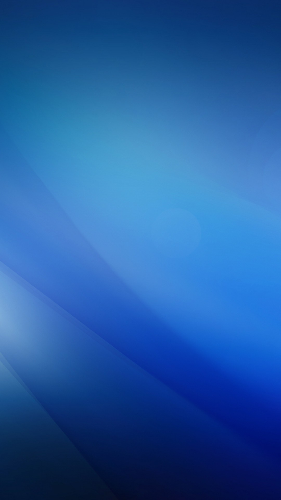 1080x1920  Wallpaper blue background, wave, abstract