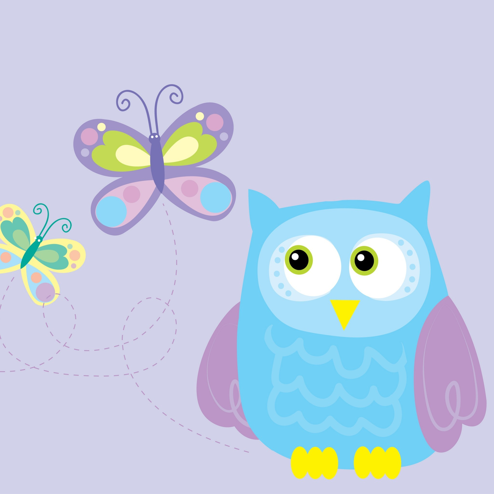 Cute cartoon owls pictures