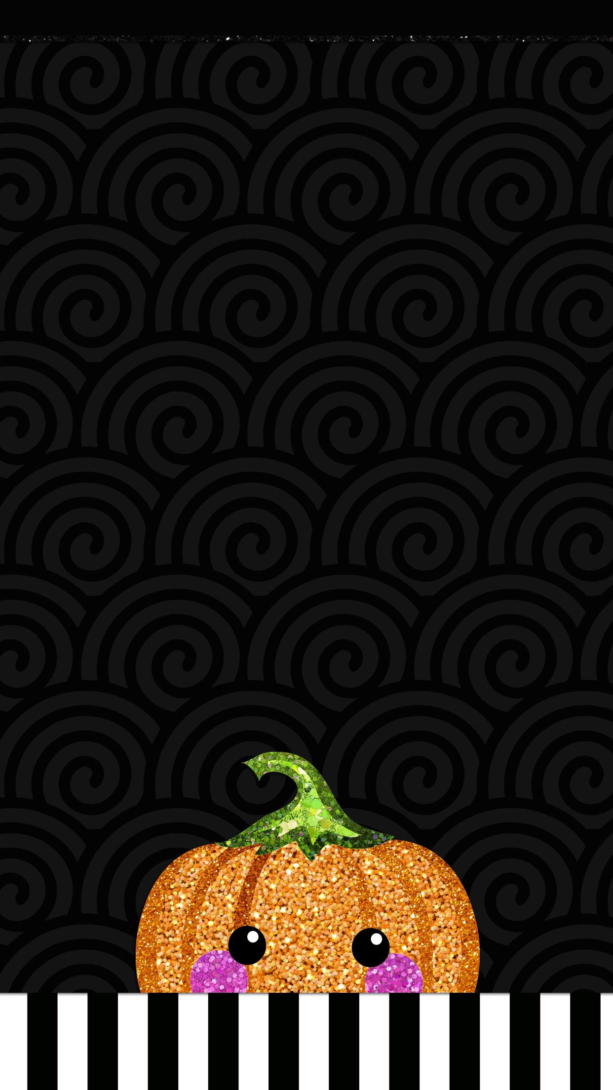 Cute Halloween Phone Wallpaper (64+ images)