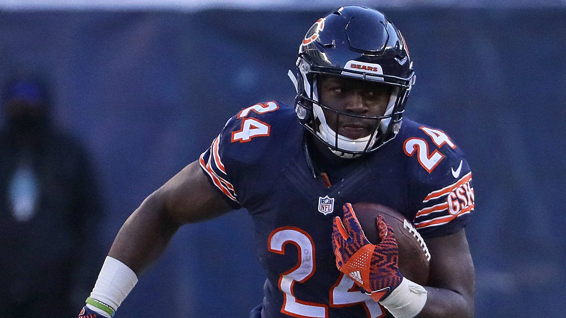1920x1080 Jordan Howard promises Bears will make playoffs in 2018