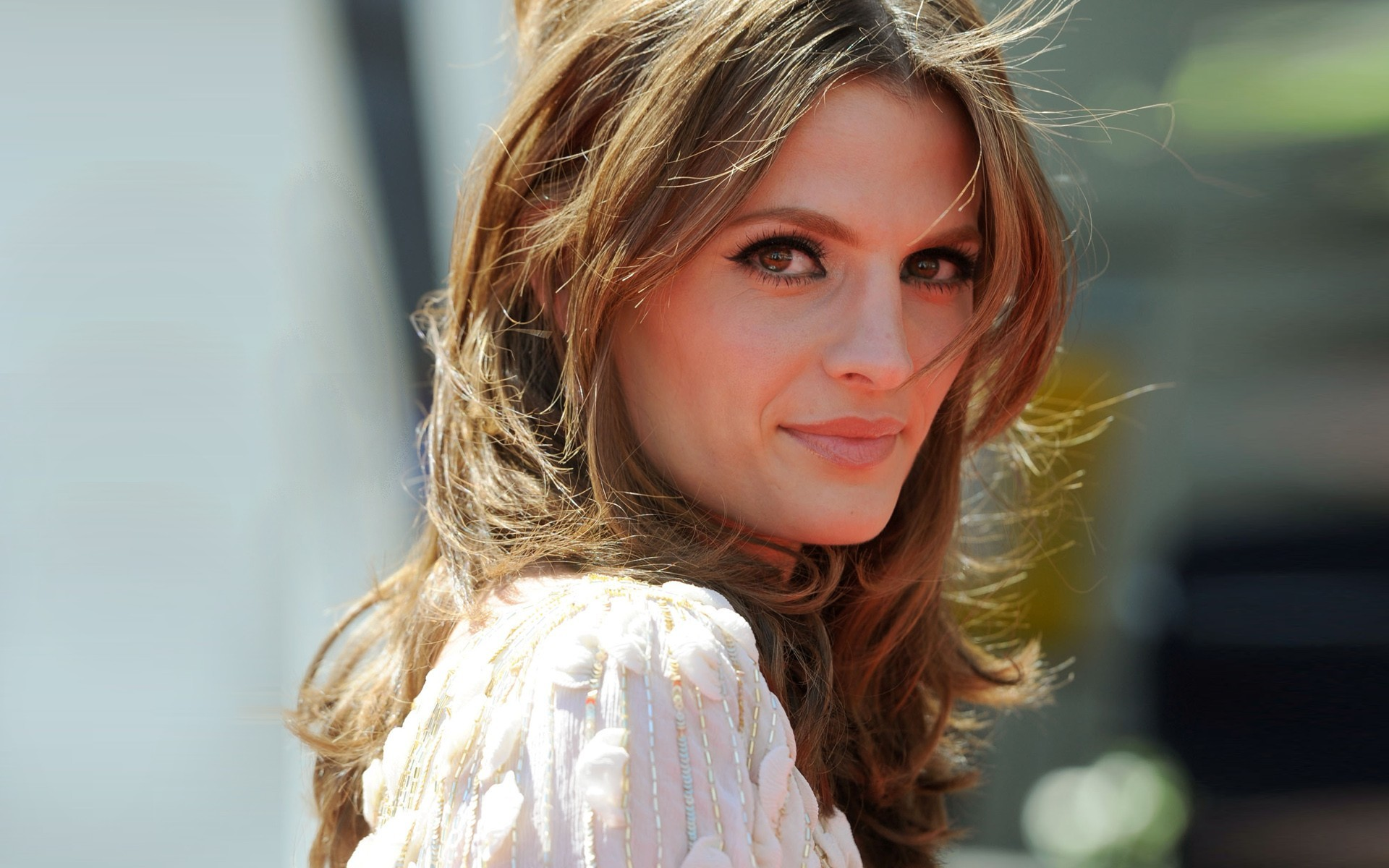 1920x1200 Stana Katic 1920 x 1200 HD Wallpaper