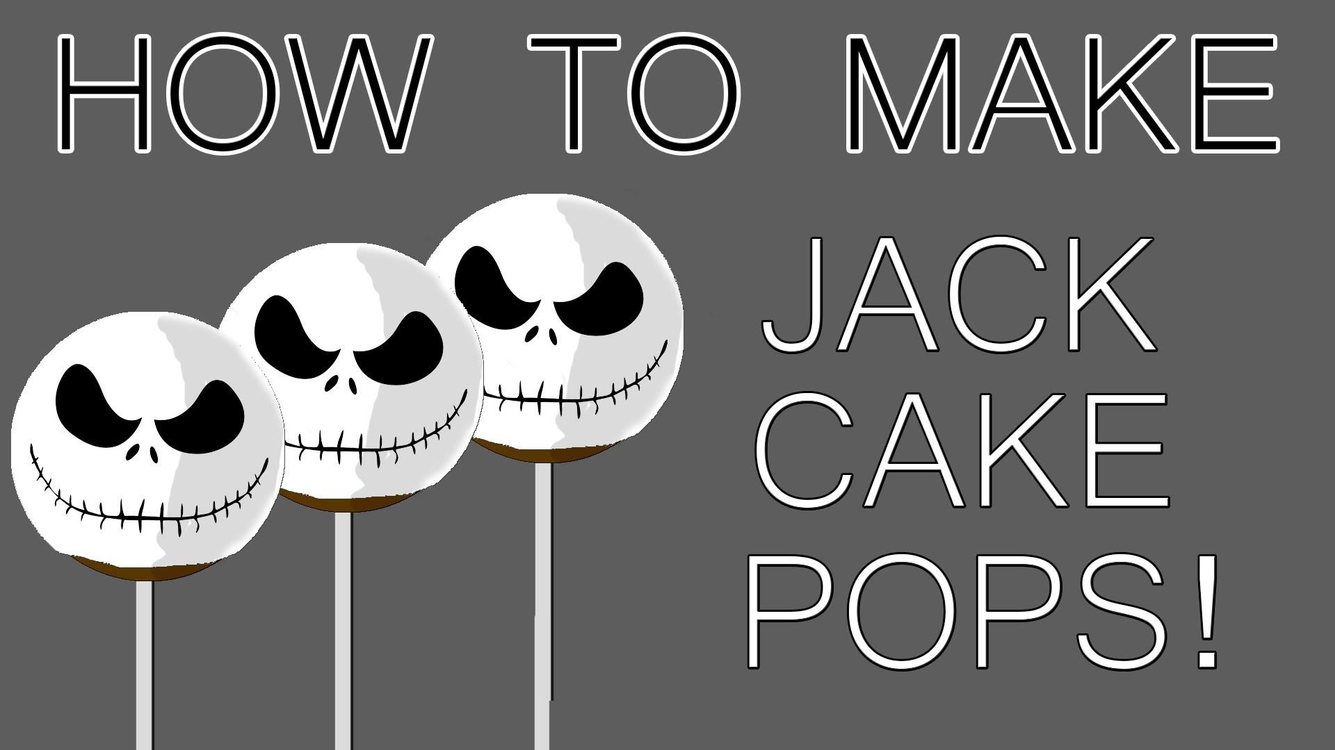 How To Make Skull Cake Pops