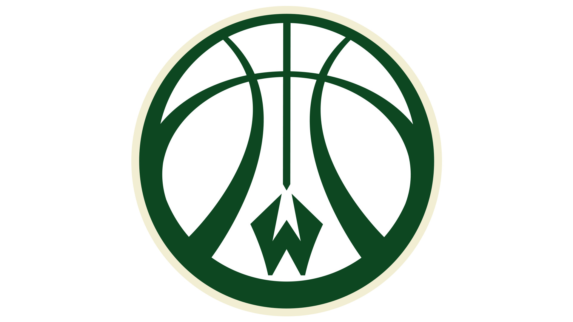 1920x1080 The secondary logo, much like the Bucks secondary mark, utilizes a stylized  basketball that is derived from the shape of the antlers found in the  primary ...